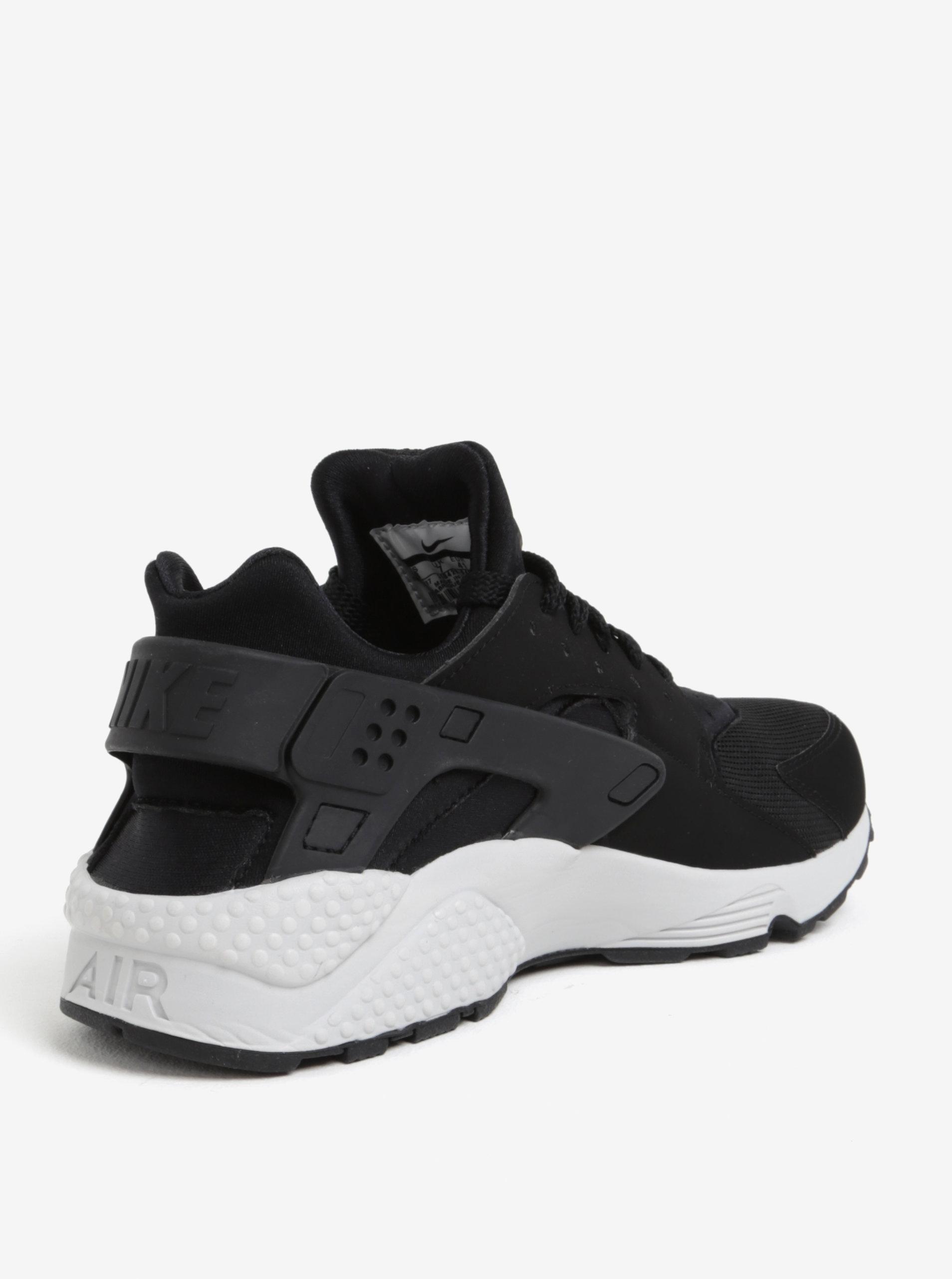 07ab705ea18bf Čierne pánske tenisky s bielou podrážkou Nike Air Huarache | ZOOT.sk