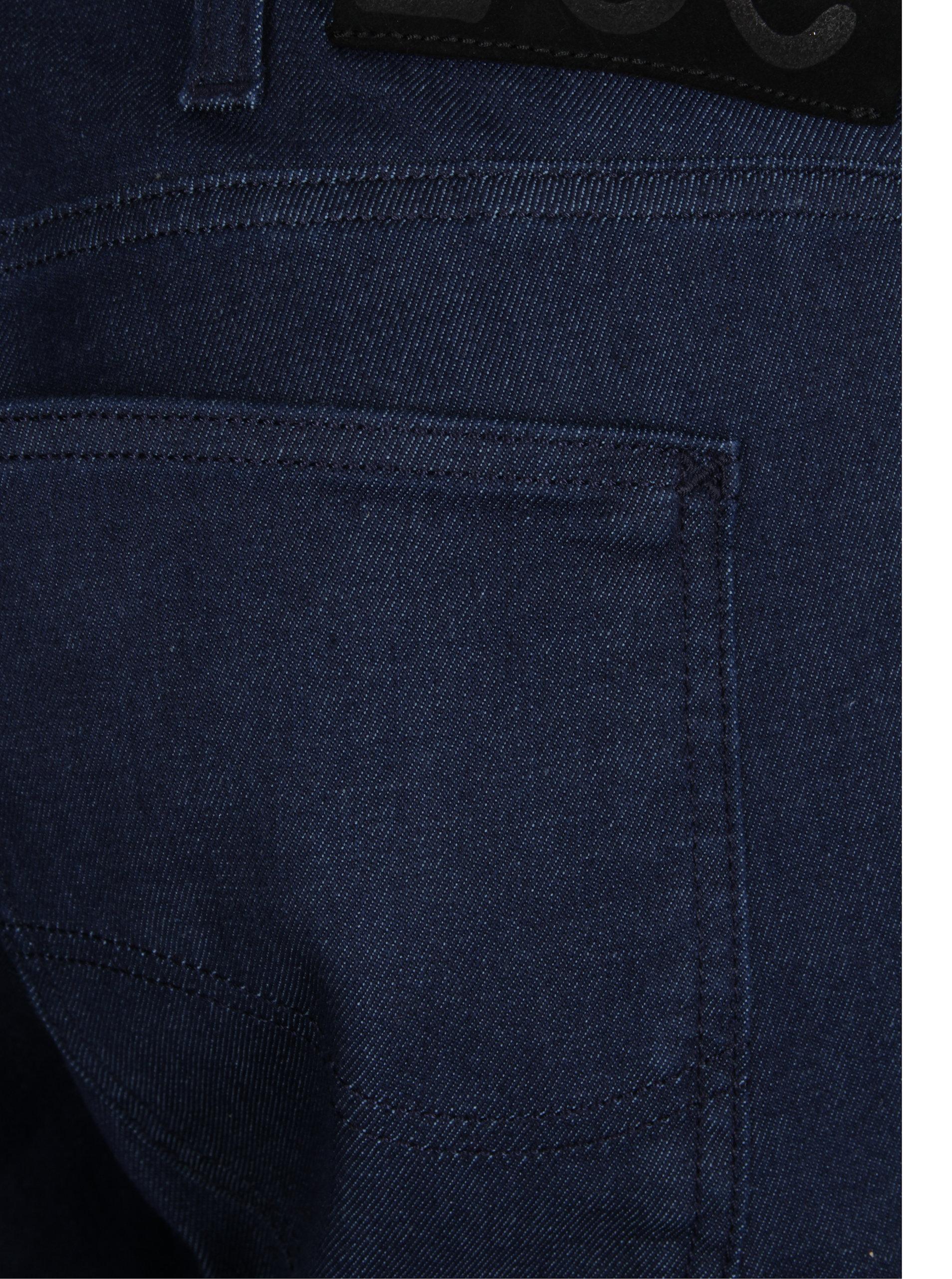 Modré pánské slim džíny Lee Luke Rinse ... ba7e43d373