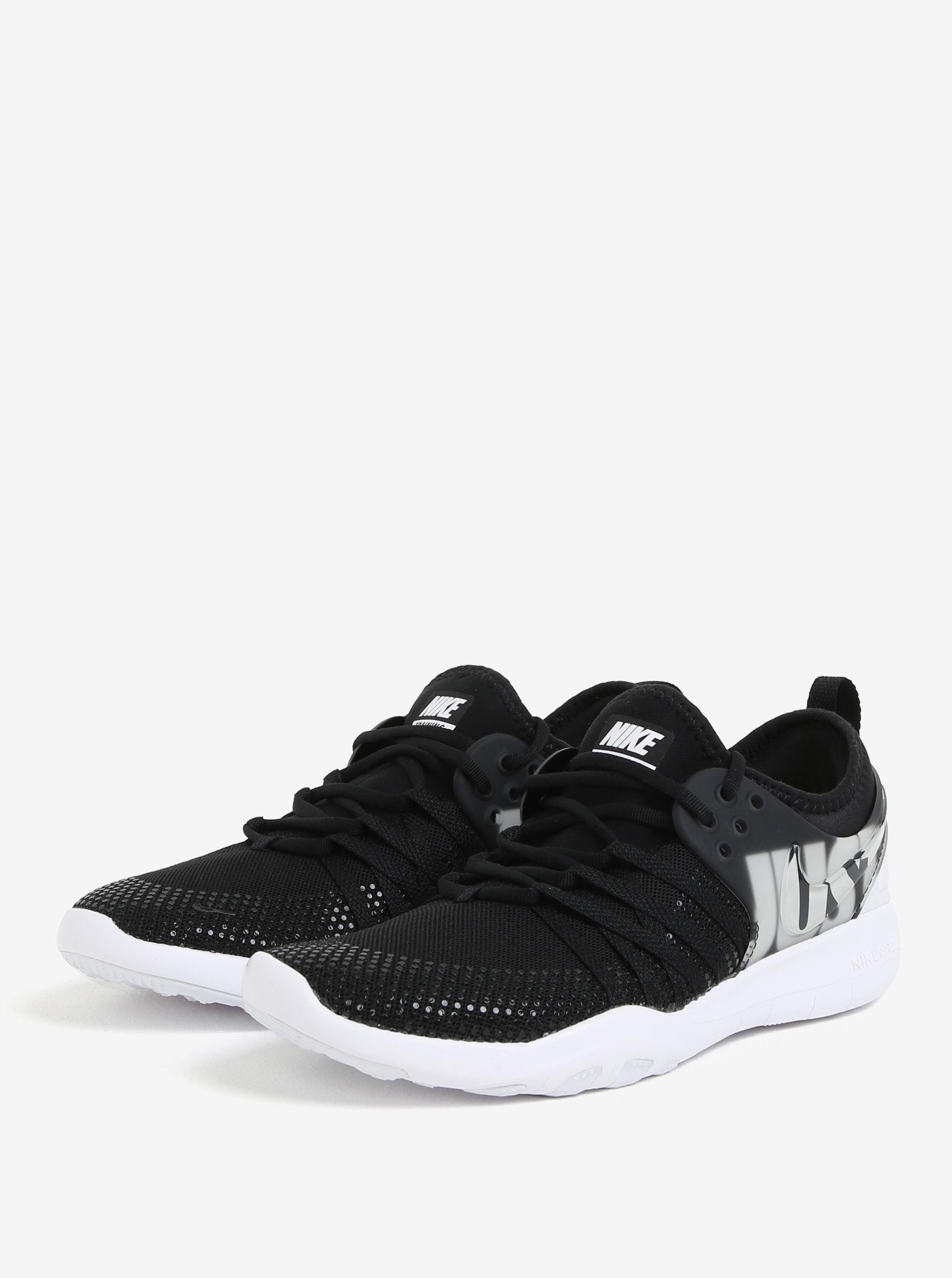 bf7eeb0f77a19 Čierne dámske tenisky Nike Free TR 7 Premium Training | ZOOT.sk