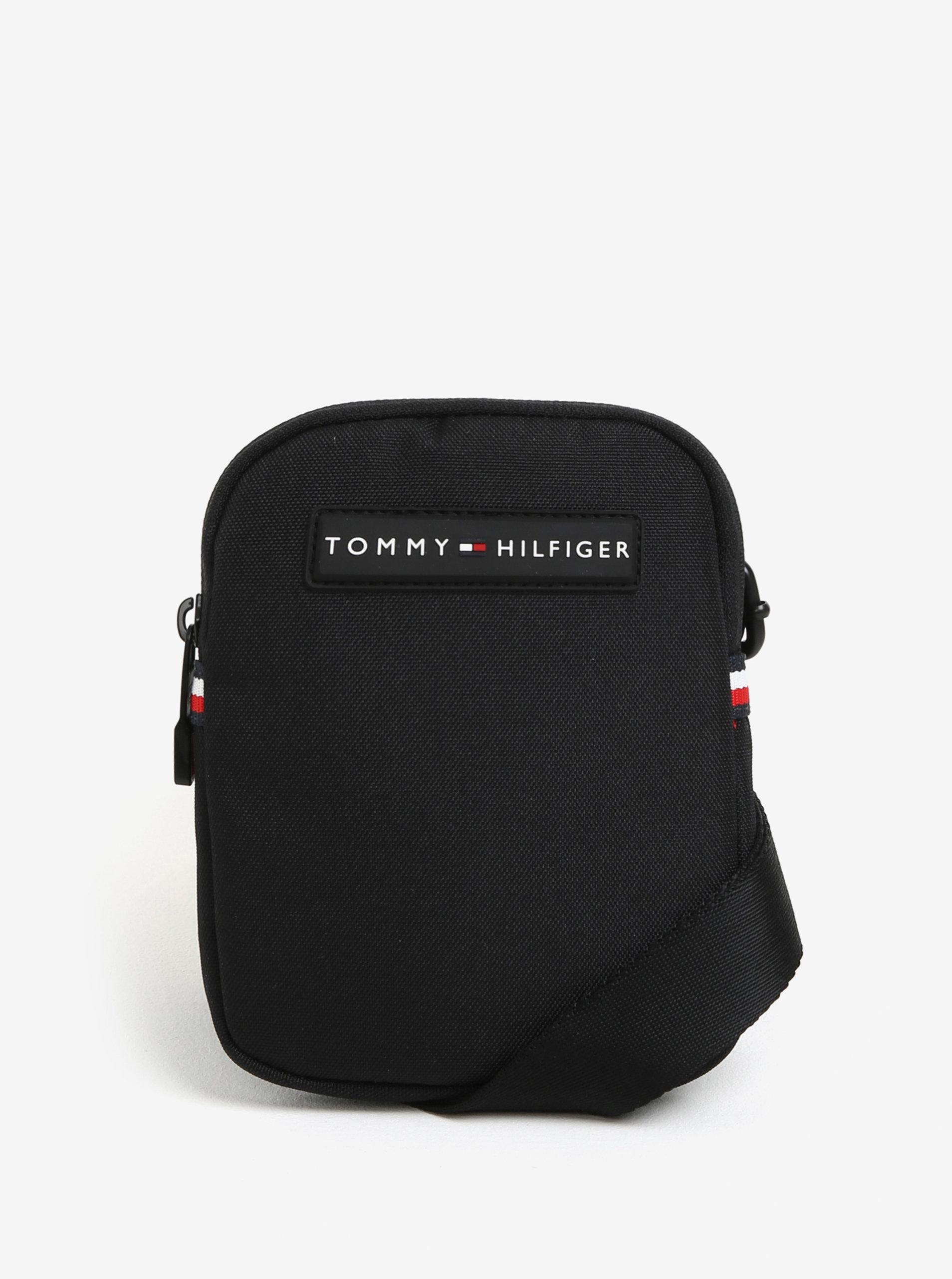 Černý pánský batoh Tommy Hilfiger Elevated - SLEVA!  e4a84d06433