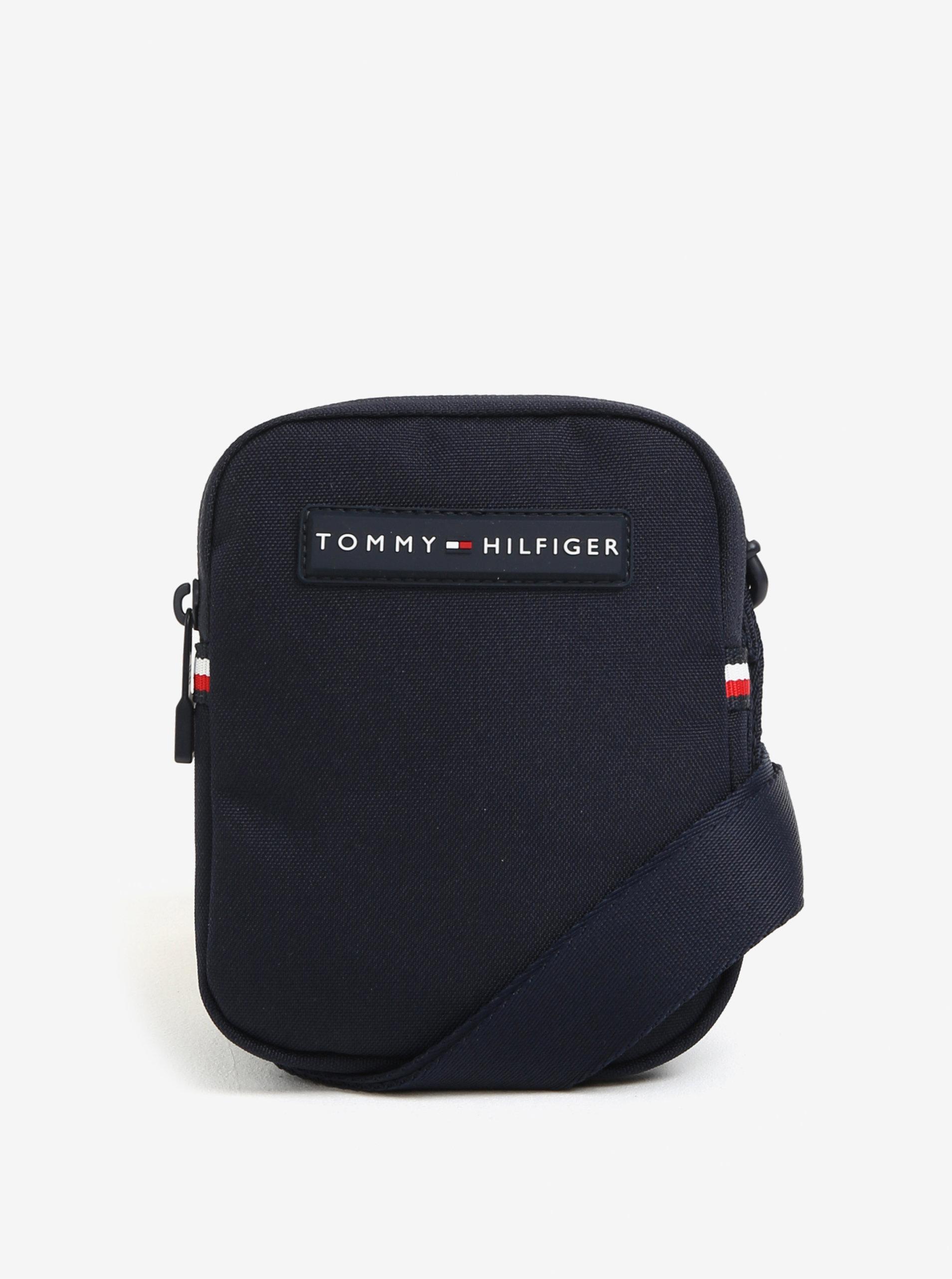 da11d2f8c4 Tmavě modrá pánská crossbody taška Tommy Hilfiger Tommy - SLEVA ...