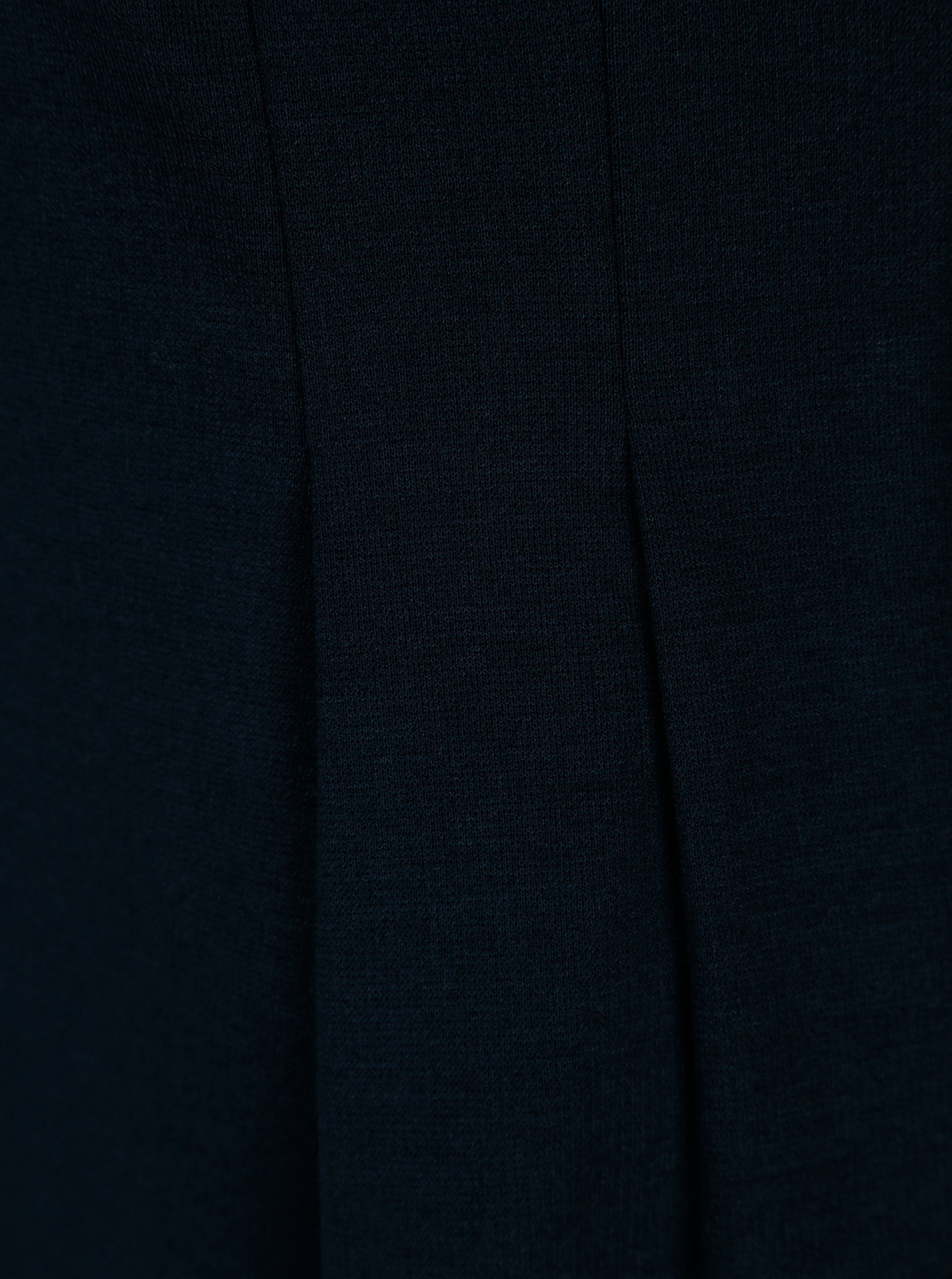 Tmavě modré šaty s 3 4 rukávem ONLY Vicky ... 13c44021d4