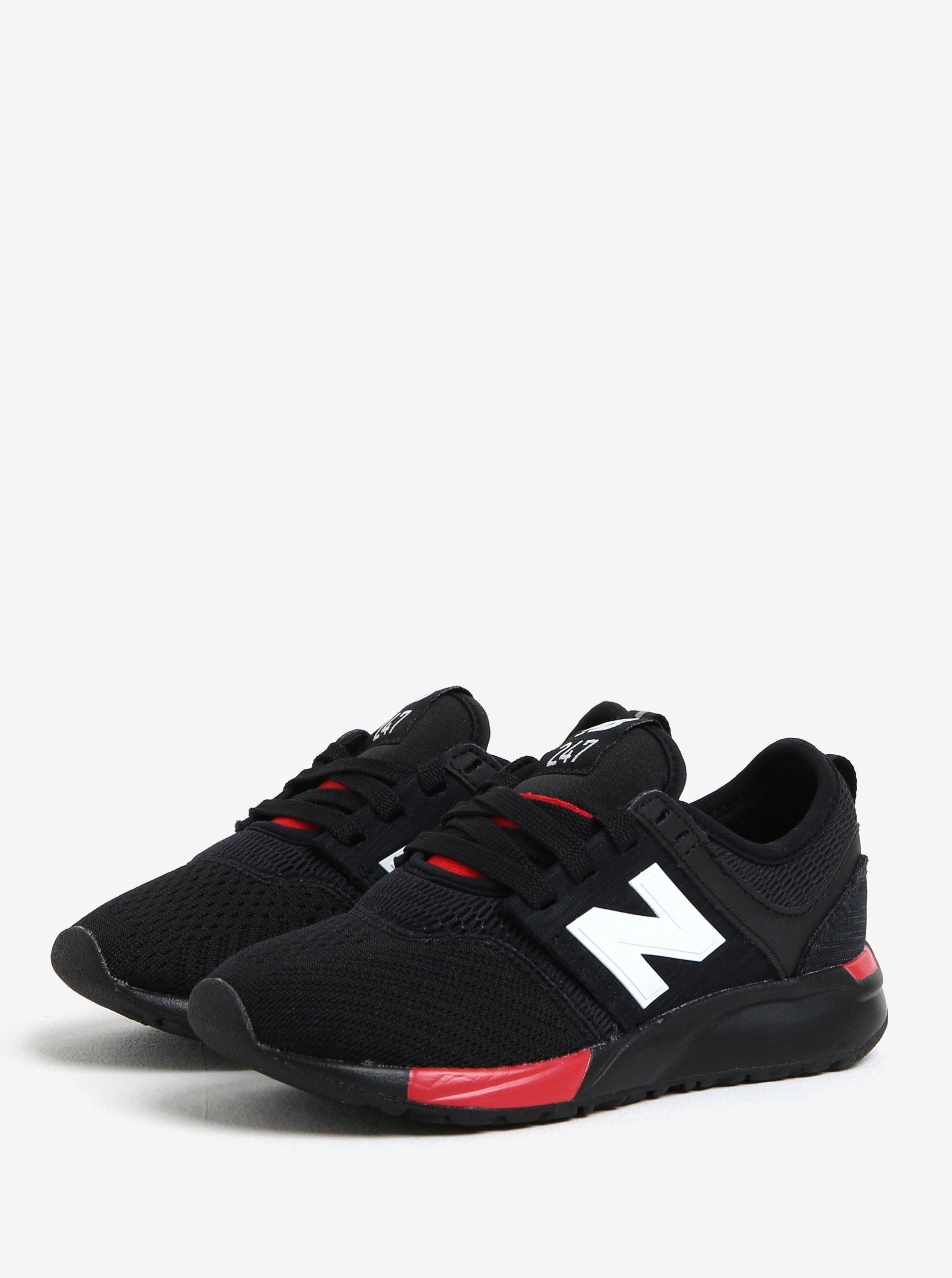 102bcccce3677 Čierne detské tenisky New Balance | ZOOT.sk