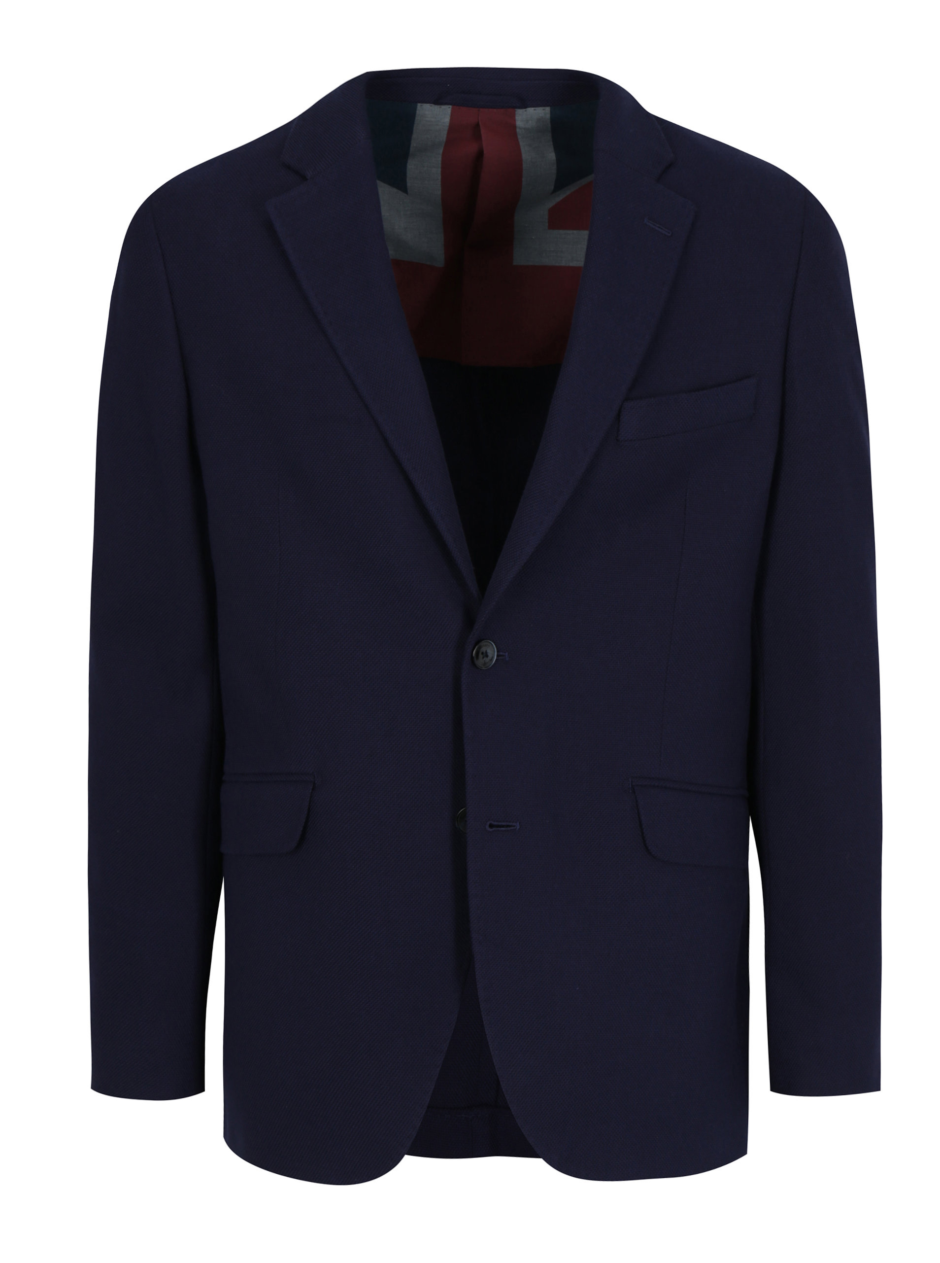 Tmavě modré sako Hackett London