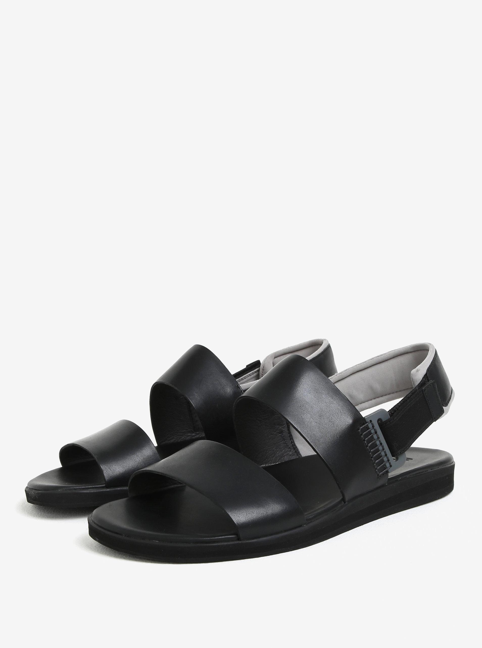 d67323c2b5904 Čierne pánske kožené sandále Camper | ZOOT.sk