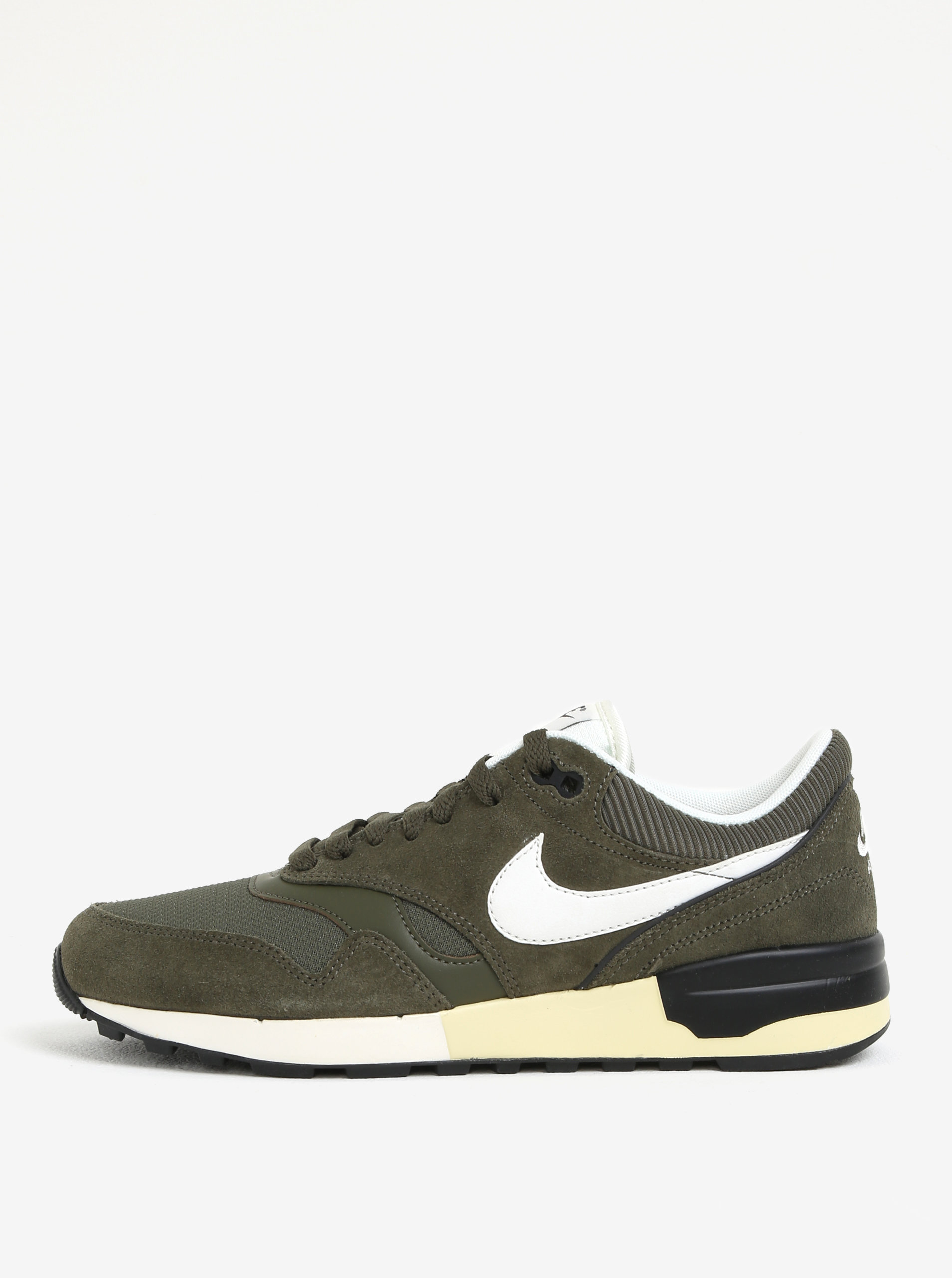 Khaki pánské tenisky se semišovými detaily Nike Air Odyssey ... 9ef75dc064