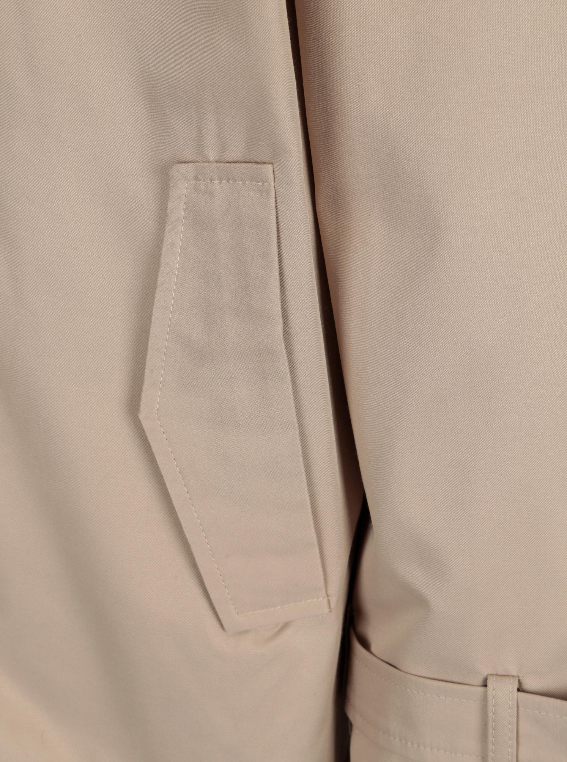 3c90e2ede7 Béžový dámský krátký kabát Broadway Breena ...