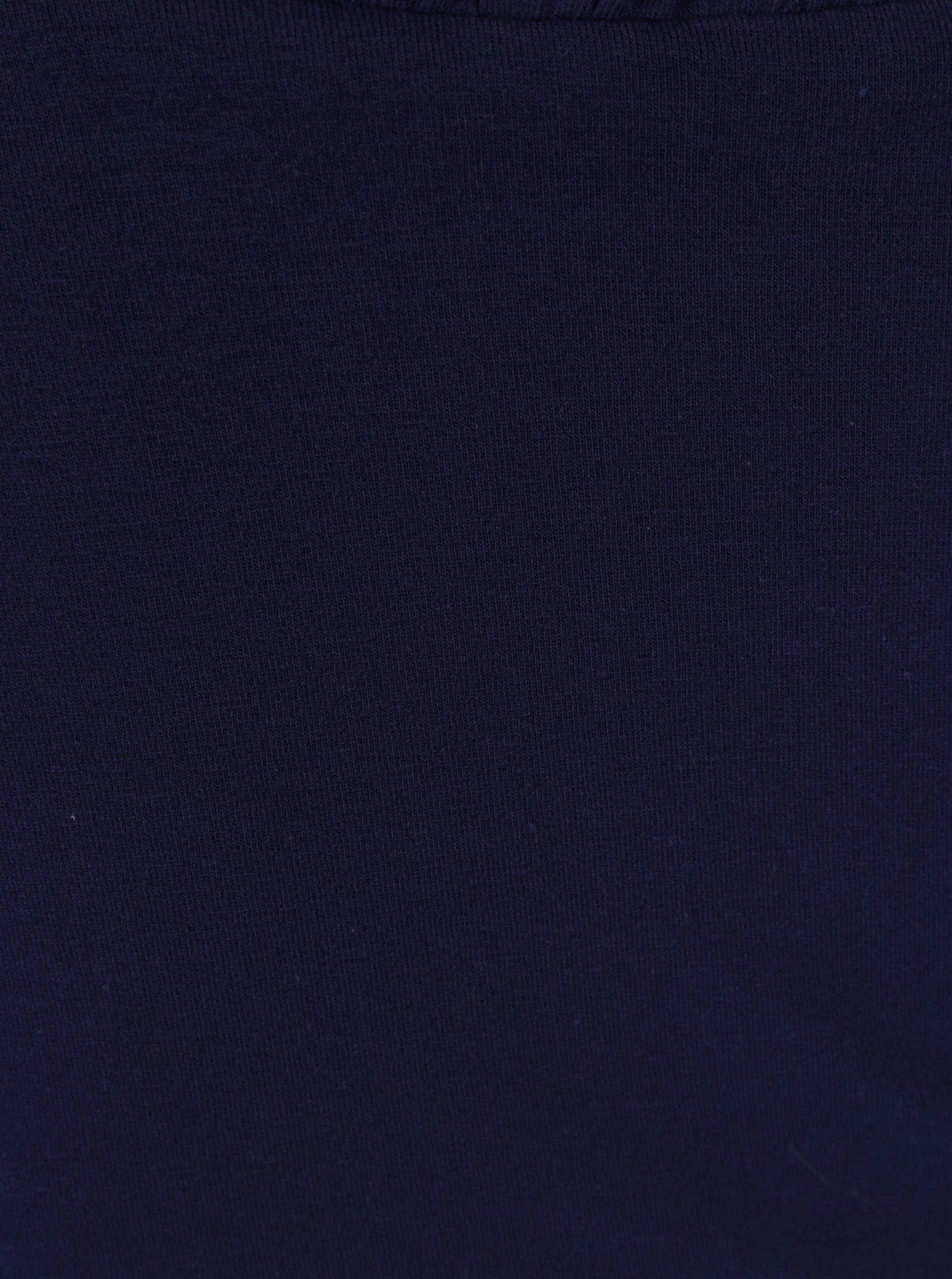 Tmavě modré holčičí bolerko North Pole Kids - Akční cena  ec0a08520b