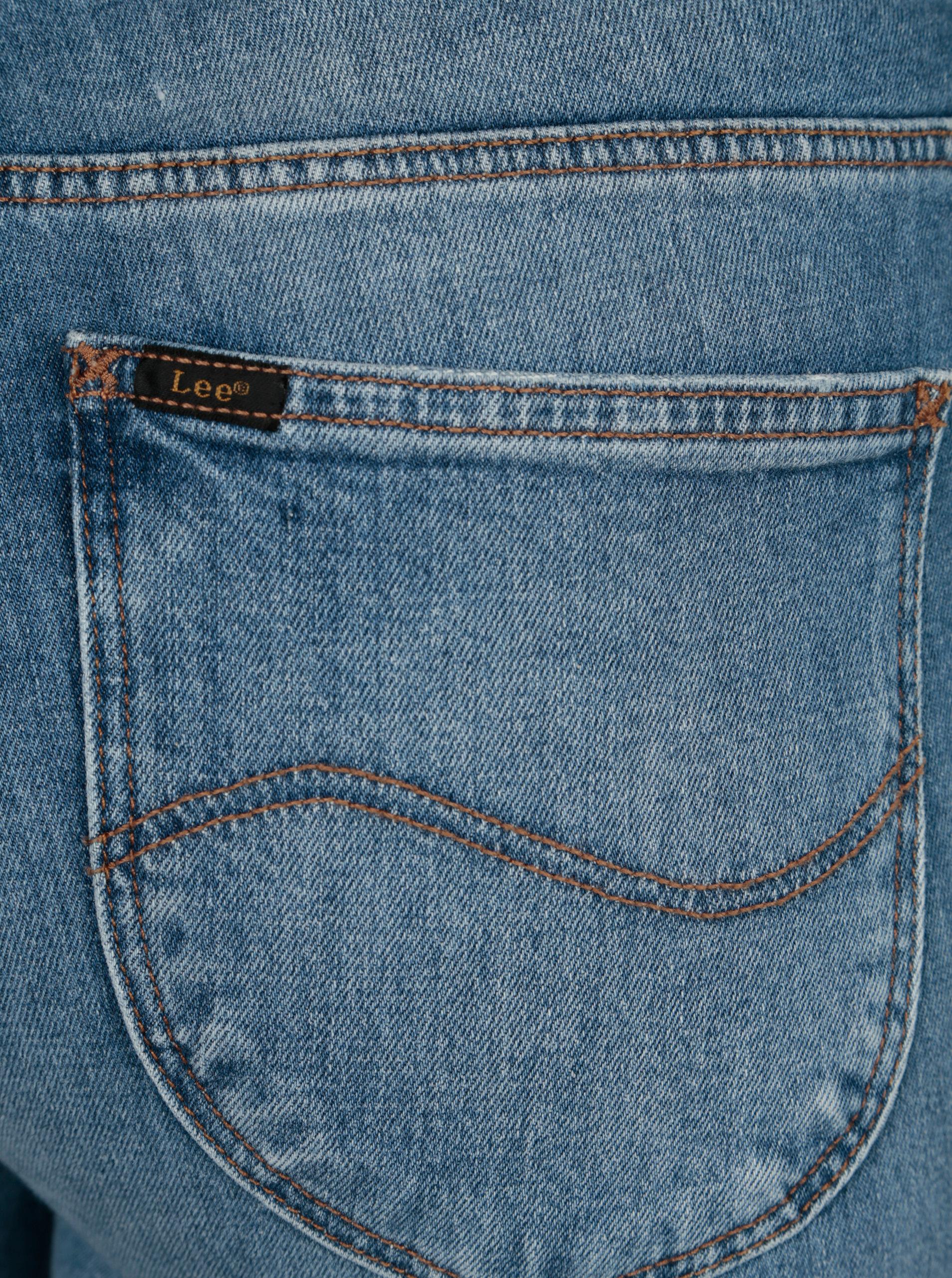 2ef969aad39 Modré dámské slim džíny Lee Elly ...