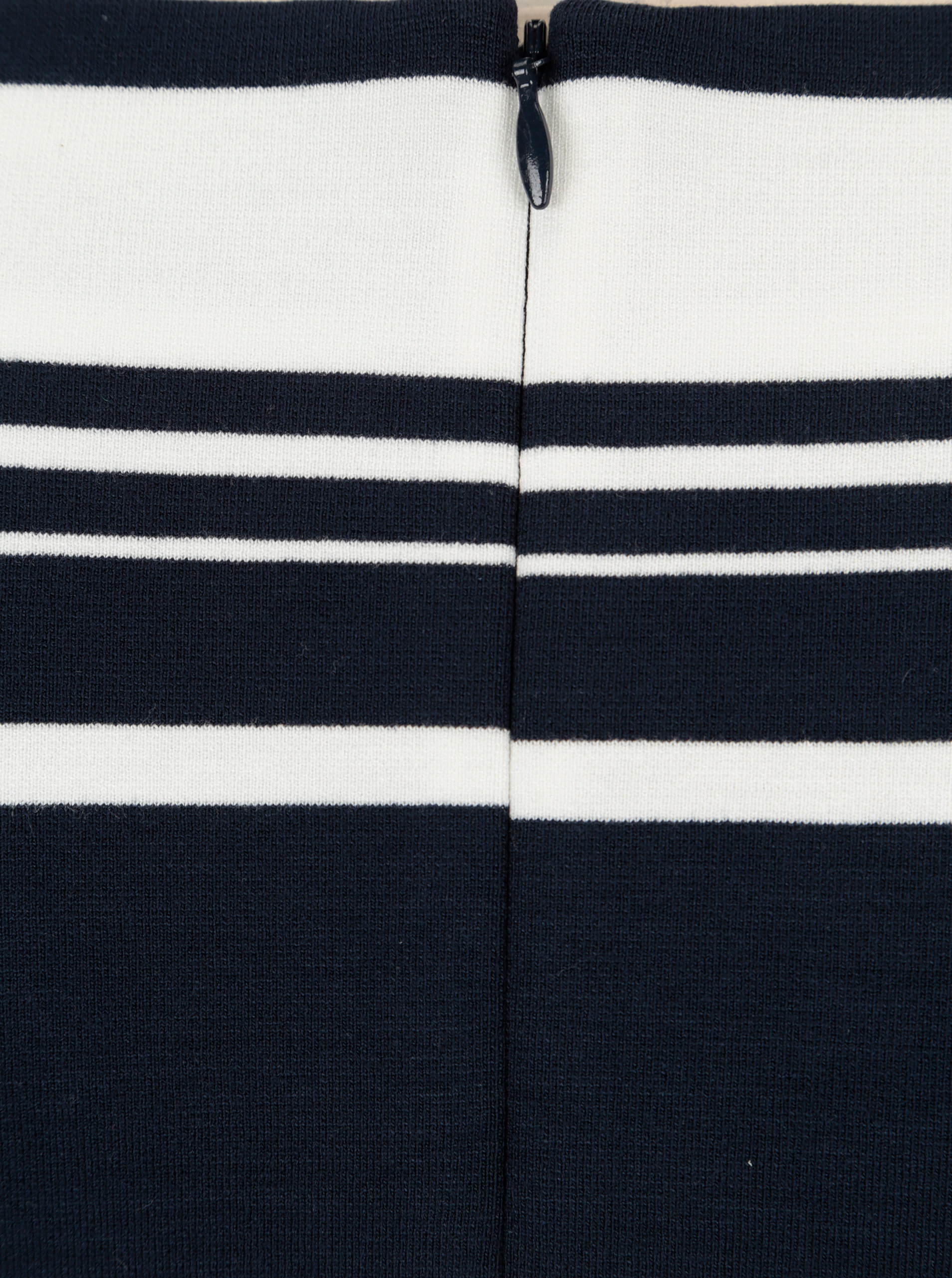 94511aefe22b Modro-biele pruhované šaty s krátkym rukávom GANT ...