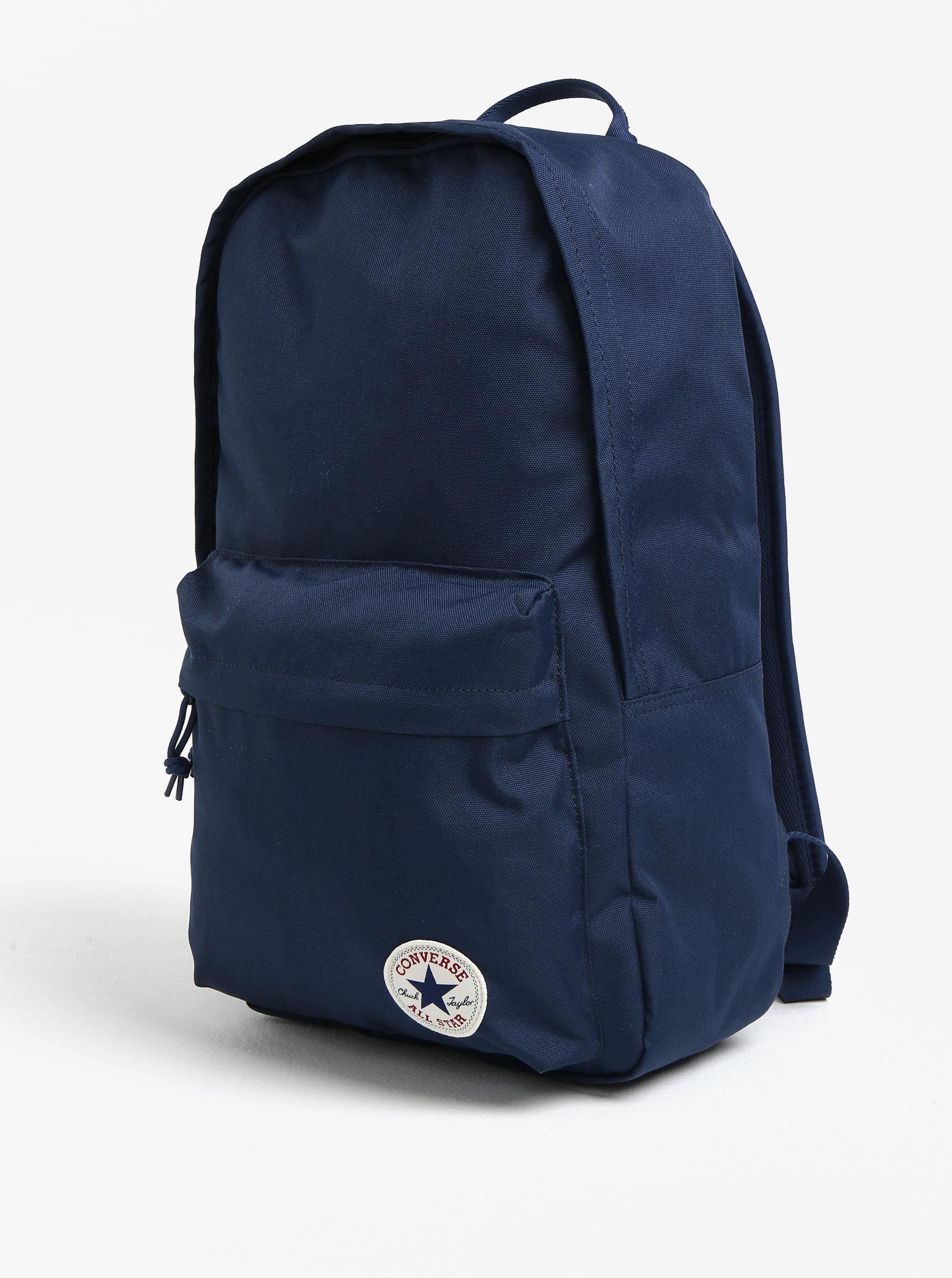 Tmavě modrý batoh Converse EDC Poly ... c564c433f43