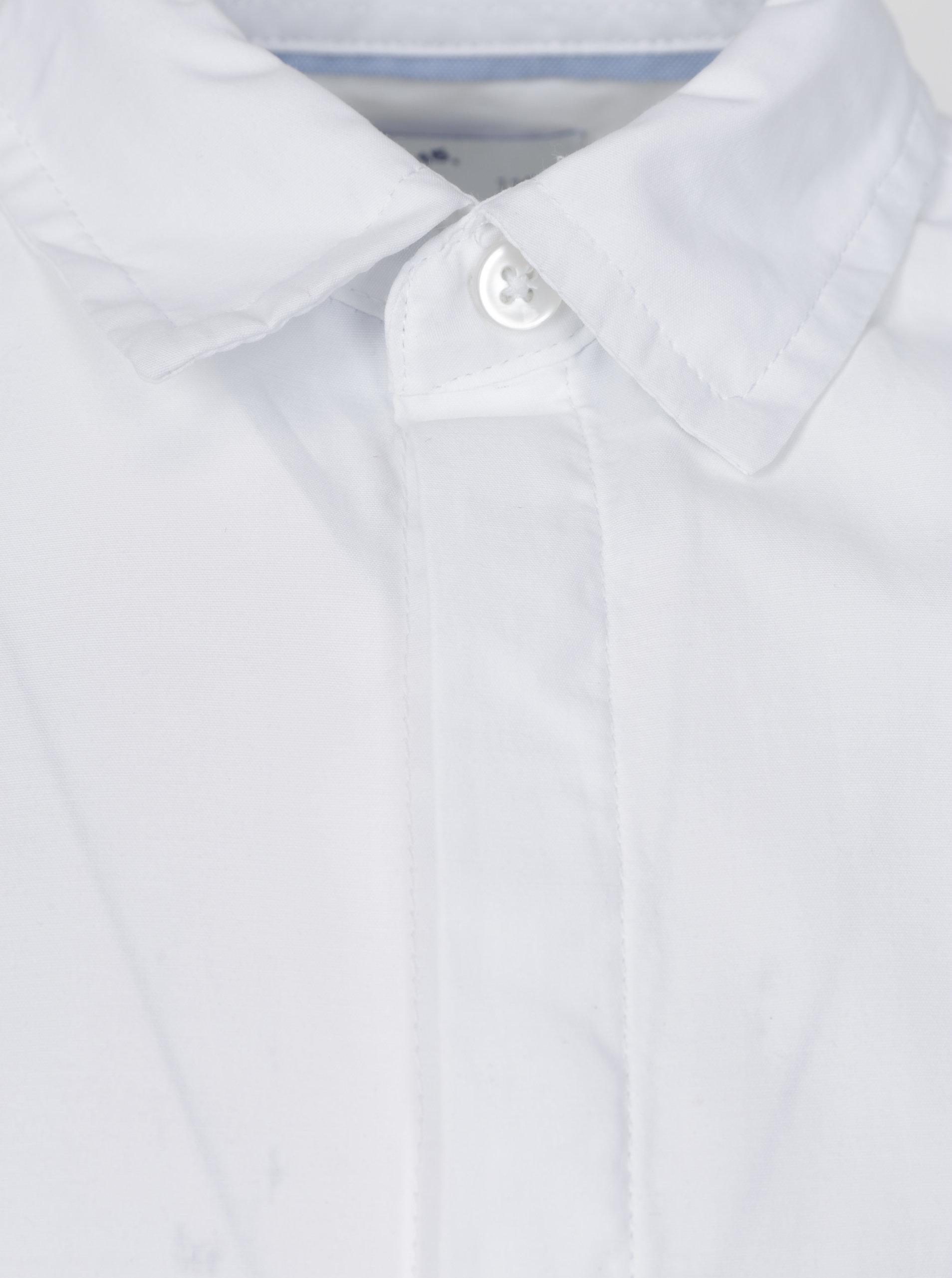 643ea4148e22 Biela chlapčenská košeľa s dlhým rukávom 5.10.15.