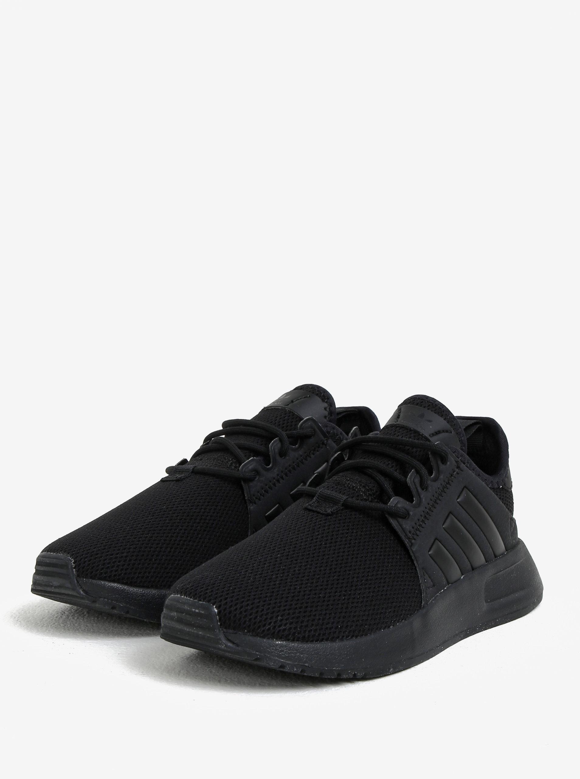 0af304b38c375 Černé dětské tenisky adidas Originals X_PLR C | ZOOT.cz