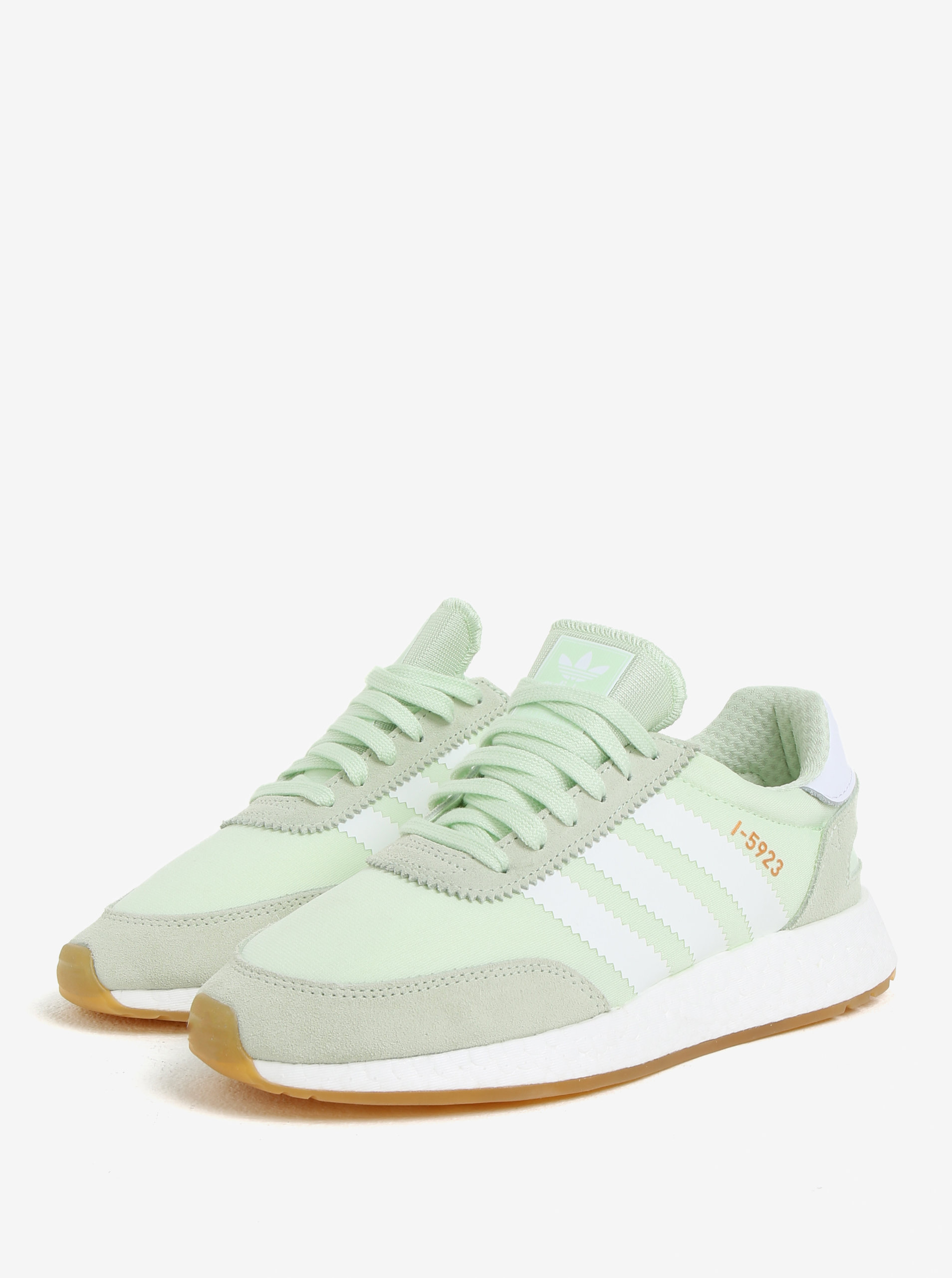 Zelené dámské tenisky adidas Originals Iniki Runner ... 35bbe83eb6