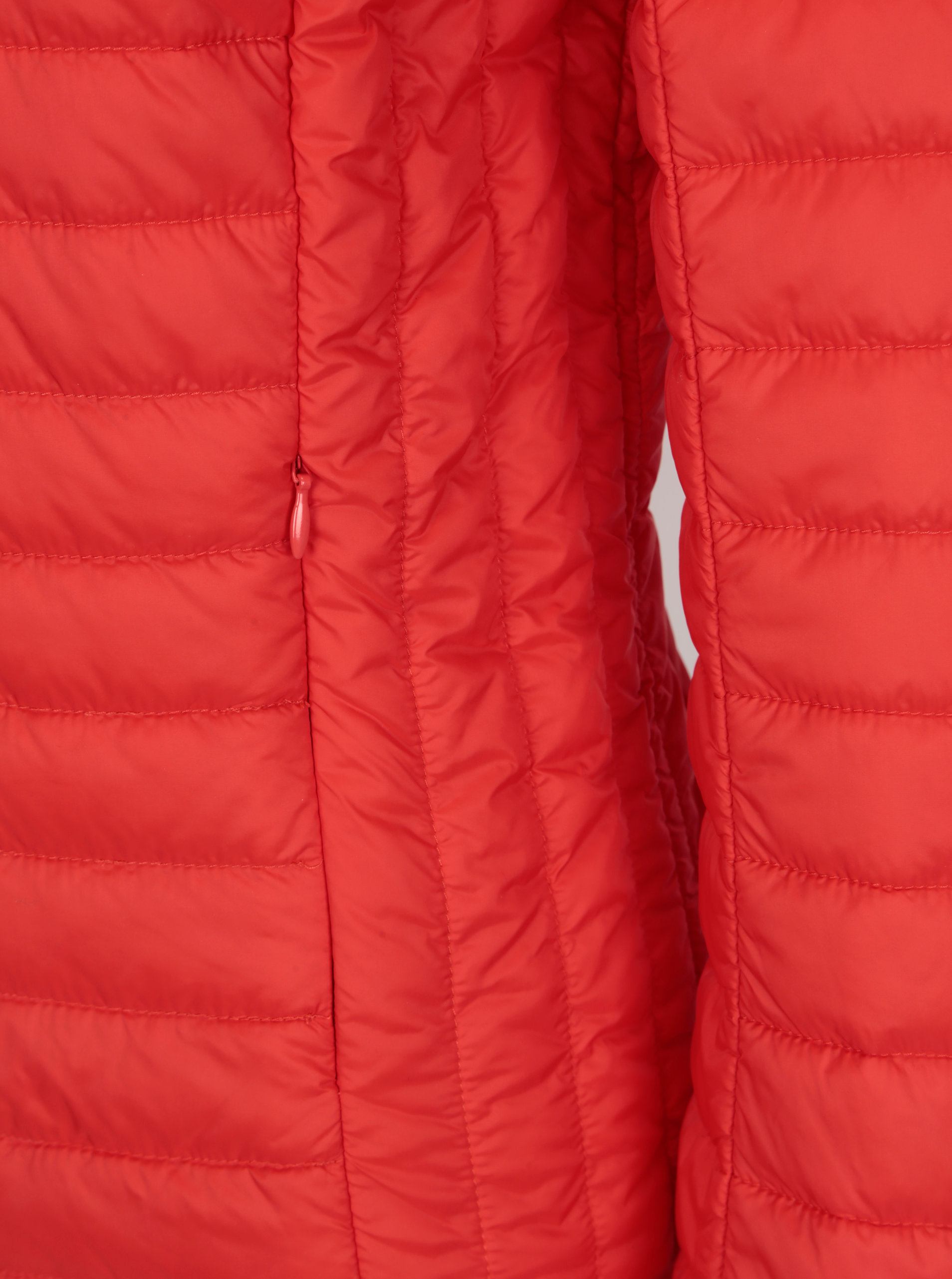 ec267468d Červená dámska prešívaná bunda Geox | ZOOT.sk