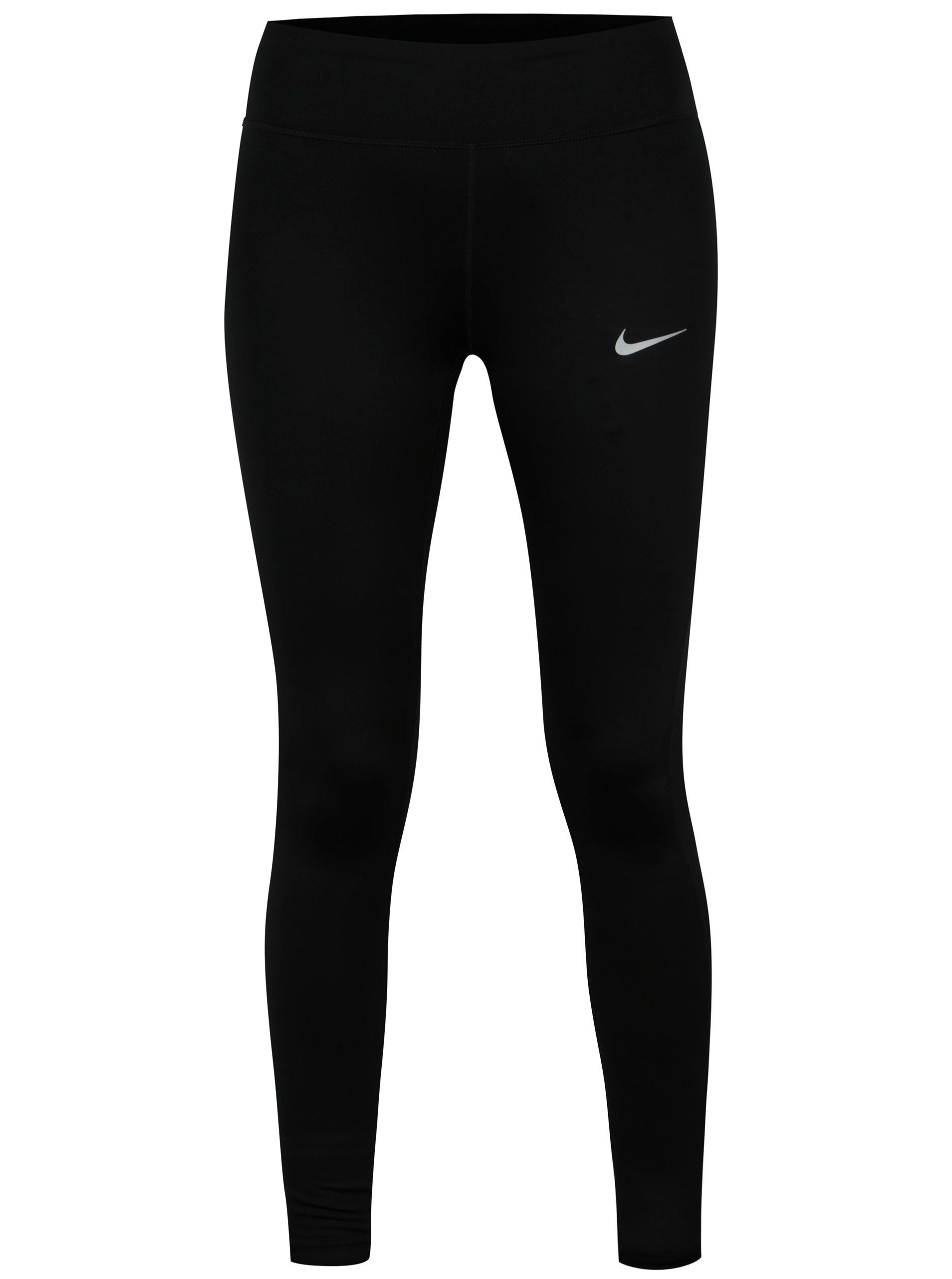 Čierne skrátené dámske funkčné legíny Nike PWR ESSNTL TGHT ... 8d8b1a4c3f