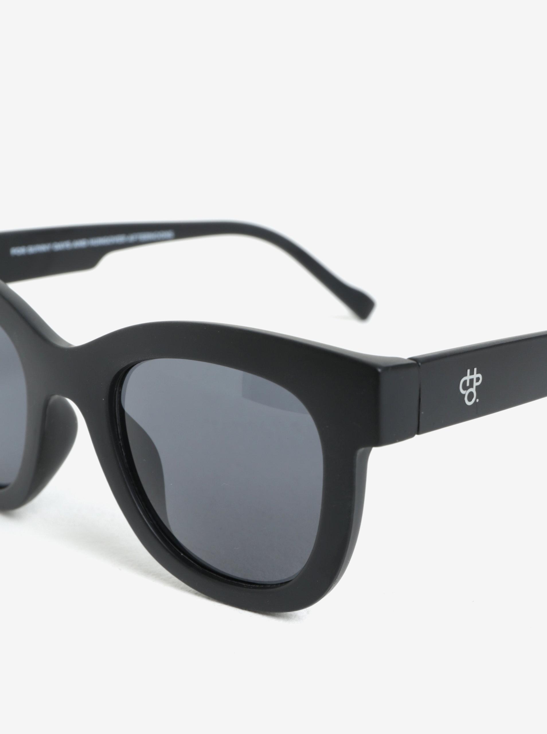 03cc402e4 Čierne dámske slnečné okuliare CHPO Marais | ZOOT.sk