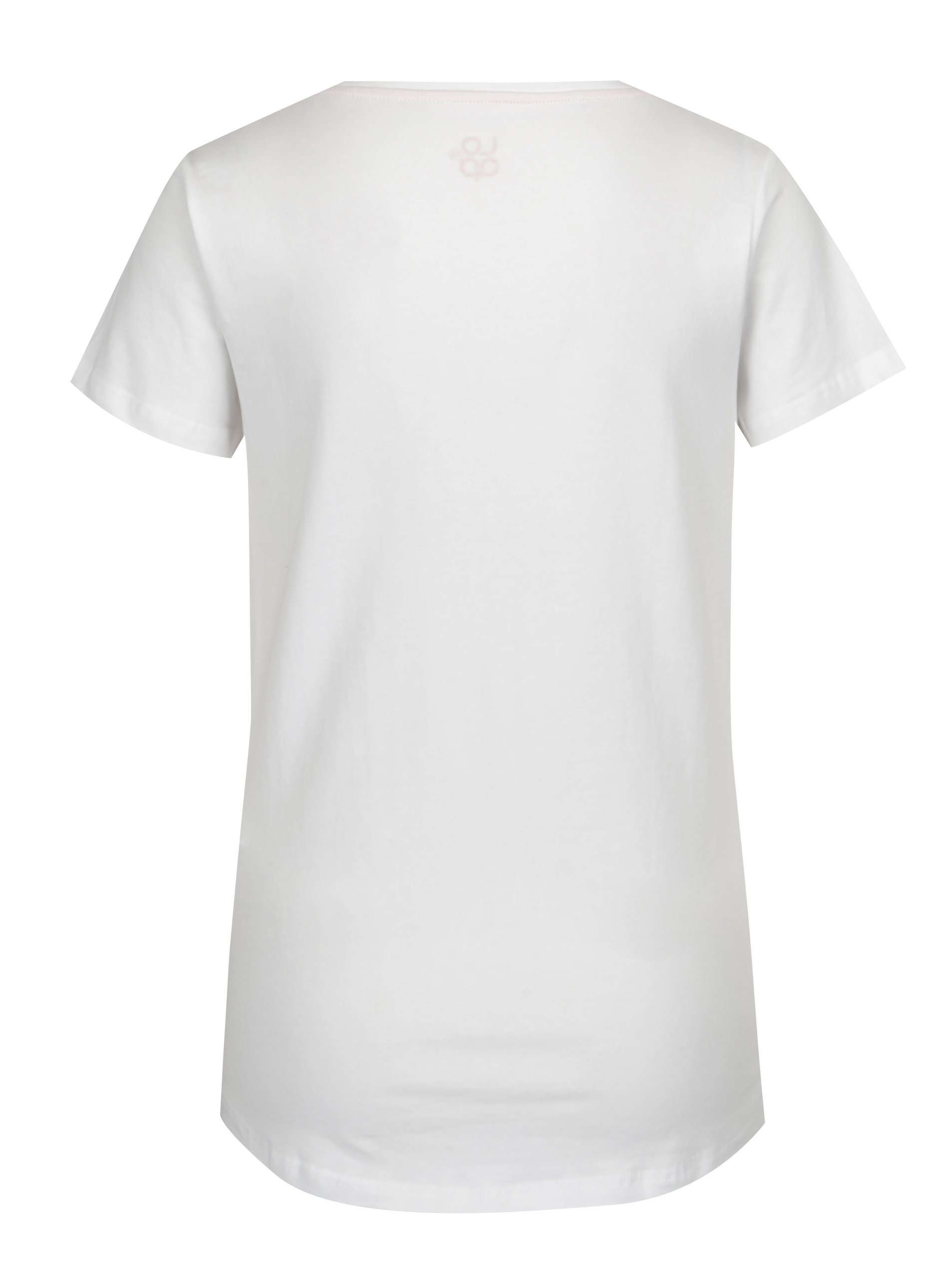 6e016f6c0803 Biele dámske tričko s krátkym rukávom LOAP Blair ...