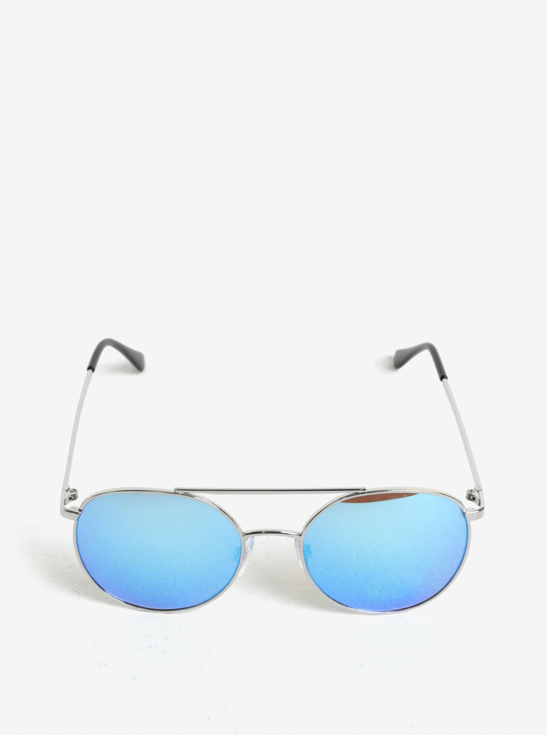 Detské slnečné okuliare v striebornej farbe name it Sun ... 8cef52b41f2