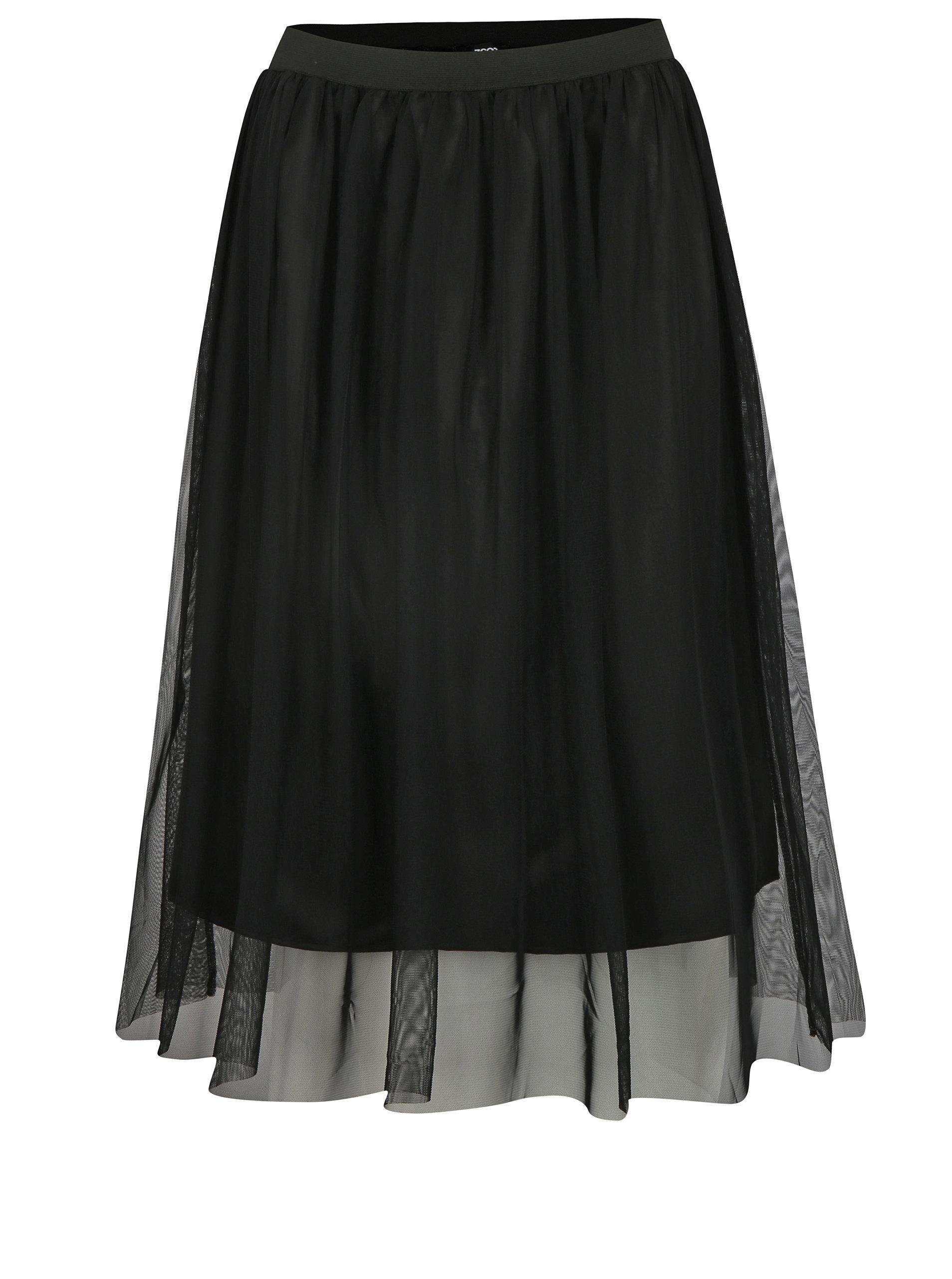 1380e599b Černá tylová sukně ZOOT   ZOOT.cz