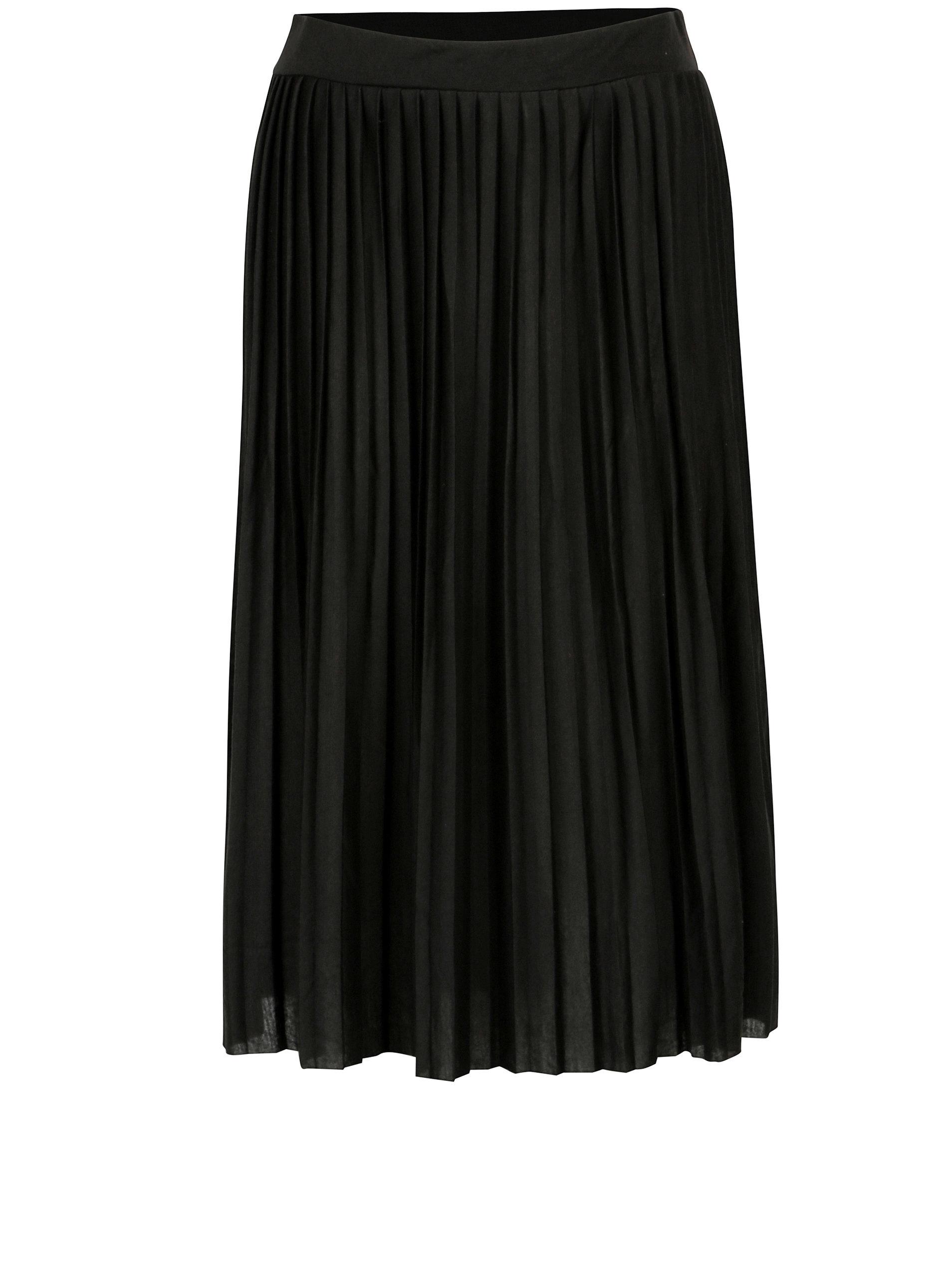 Černá plisovaná sukně Haily´s Fiona ... 72cf5ab0a7