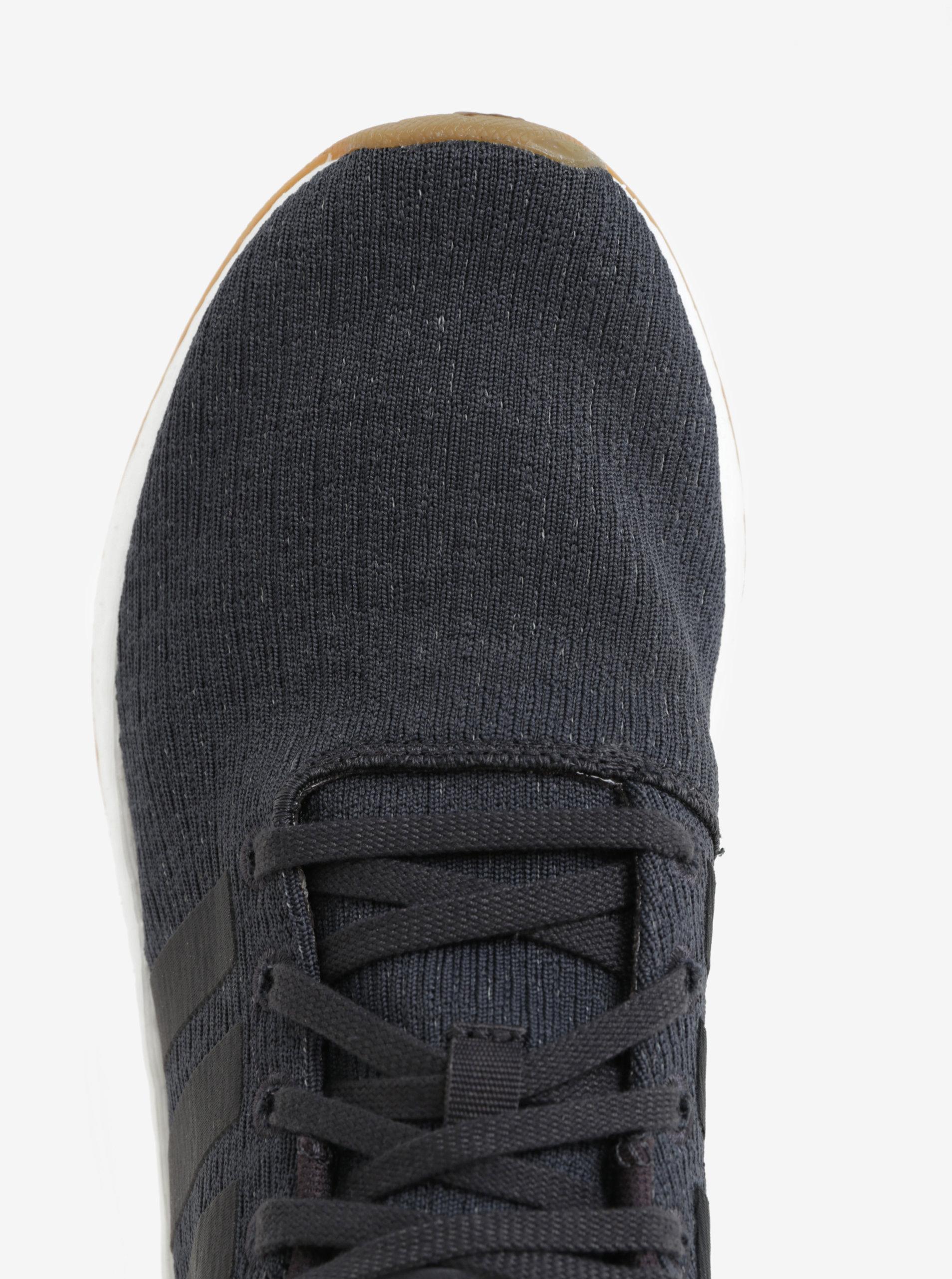 Tmavě šedé pánské tenisky adidas Originals NMD R2 ... 6ca323d9572