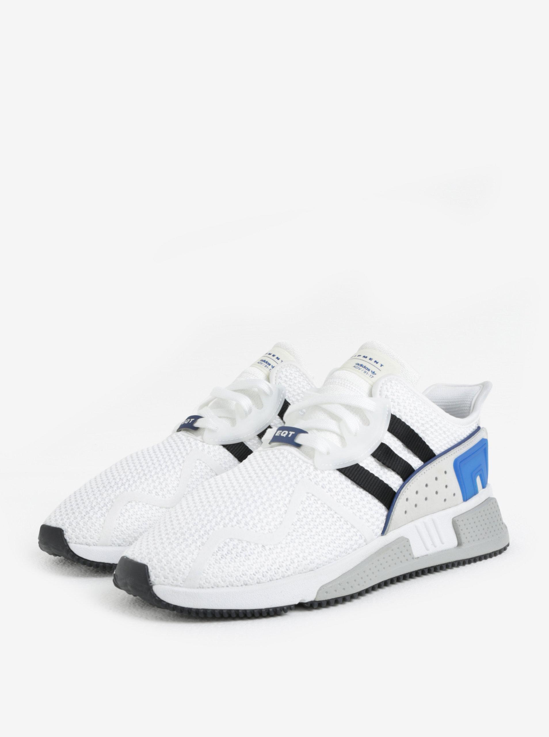 0b89d1ff0636 Biele pánske tenisky adidas Originals EQT Cushion ...