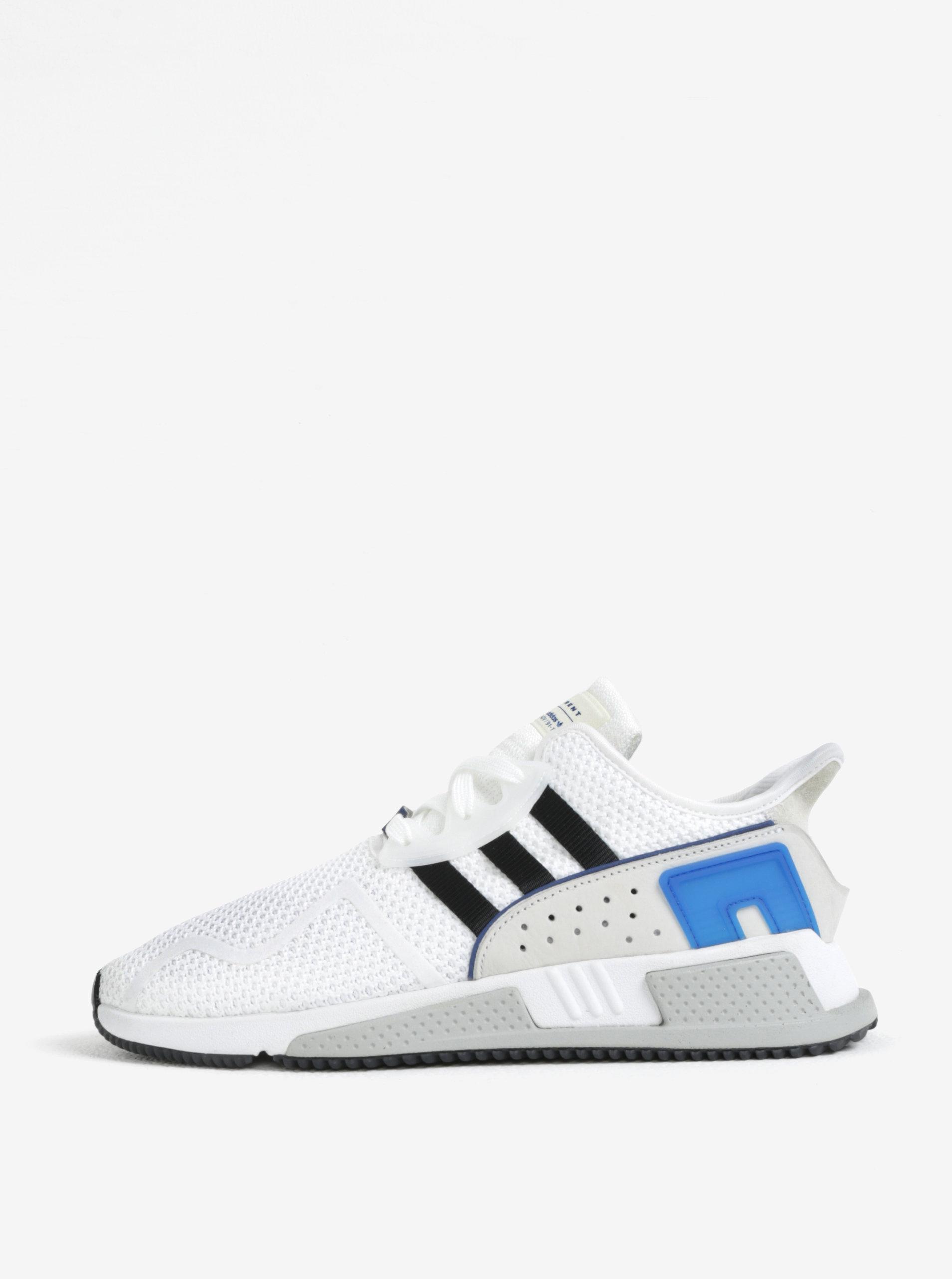 2a12f8715a1d9 Biele pánske tenisky adidas Originals EQT Cushion | ZOOT.sk