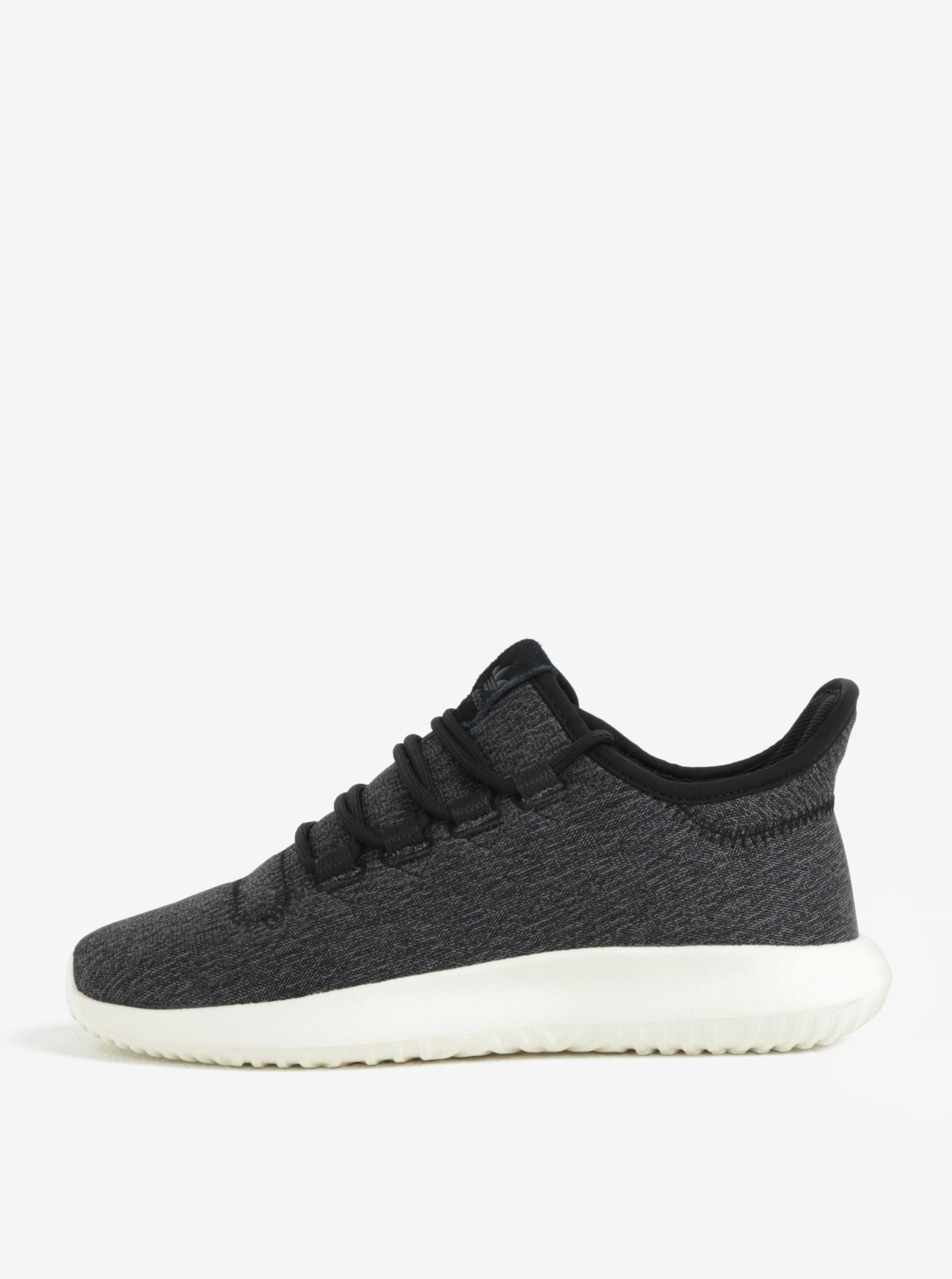 Černé dámské tenisky adidas Originals Tubular Shadow ... a3d06fe8c9e
