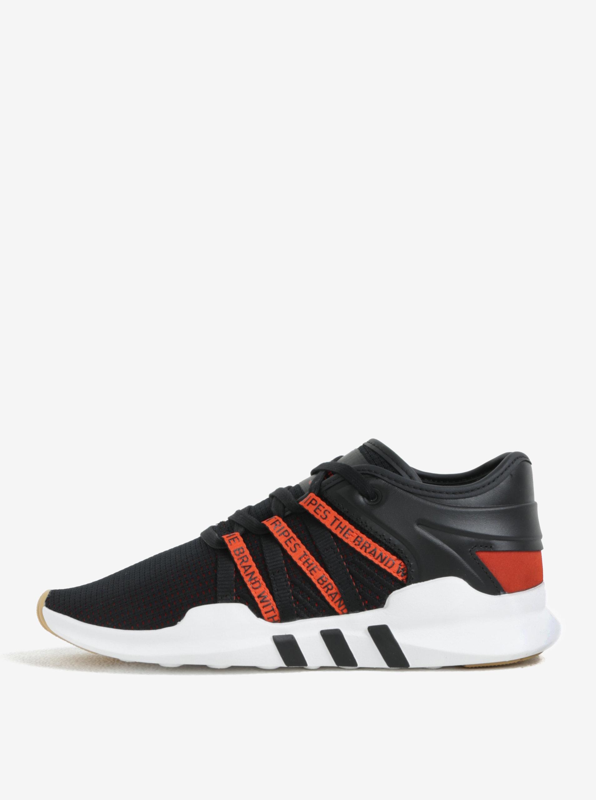 Čierne dámske tenisky adidas Originals Racing ... 0dee860cc14