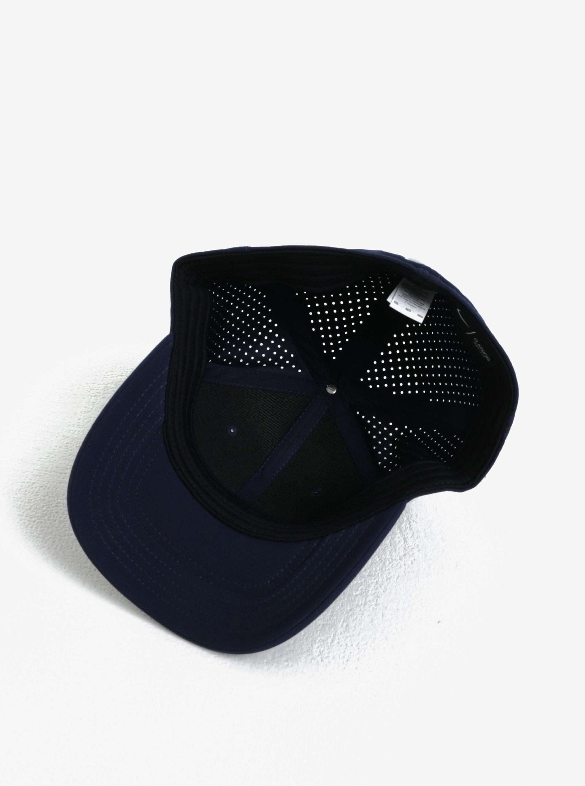 1495a9873 Tmavomodrá unisex funkčná šiltovka Nike | ZOOT.sk