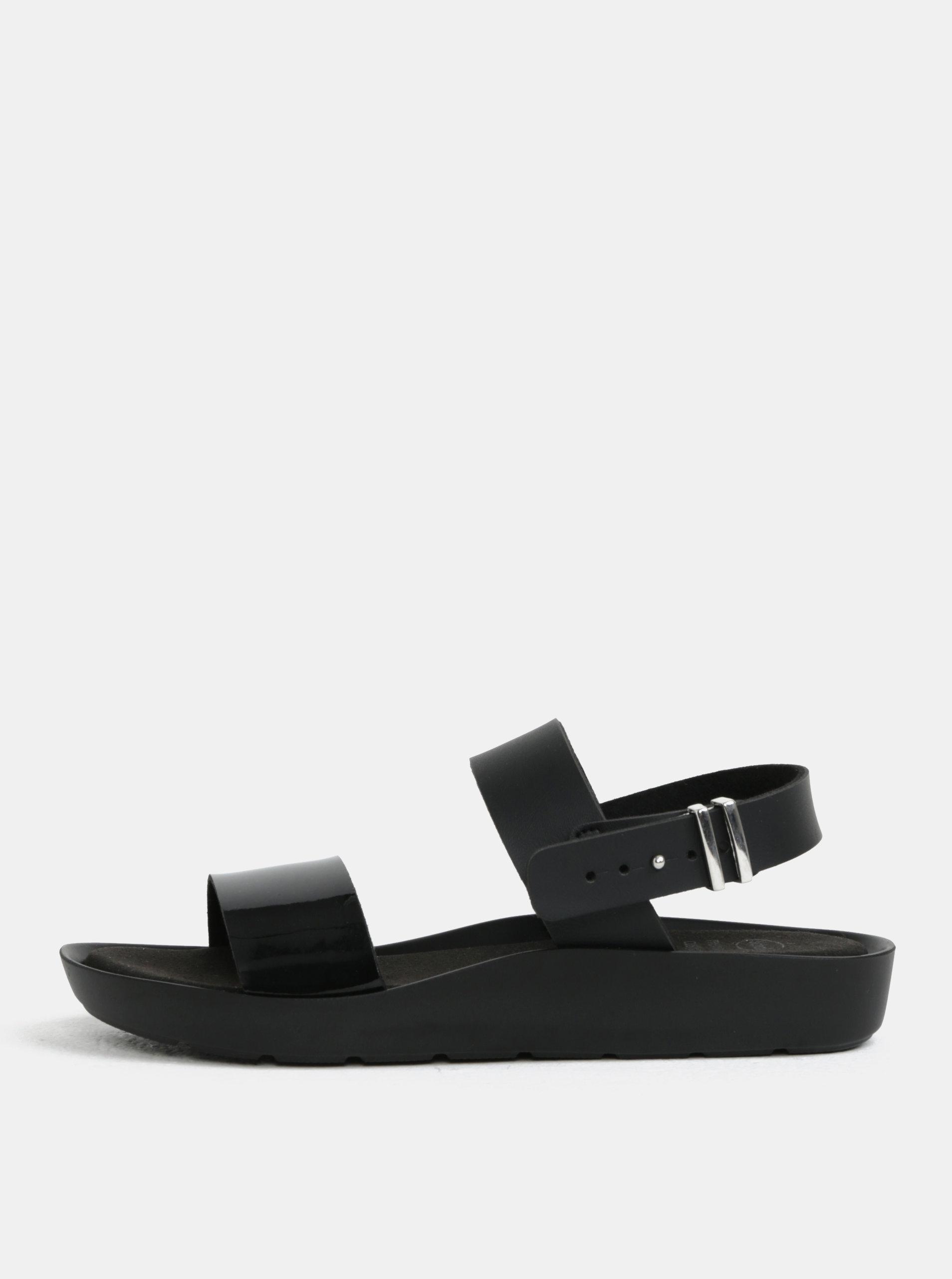 e5da3a56bba0 Čierne dámske zdravotné sandále Scholl Mamore ...