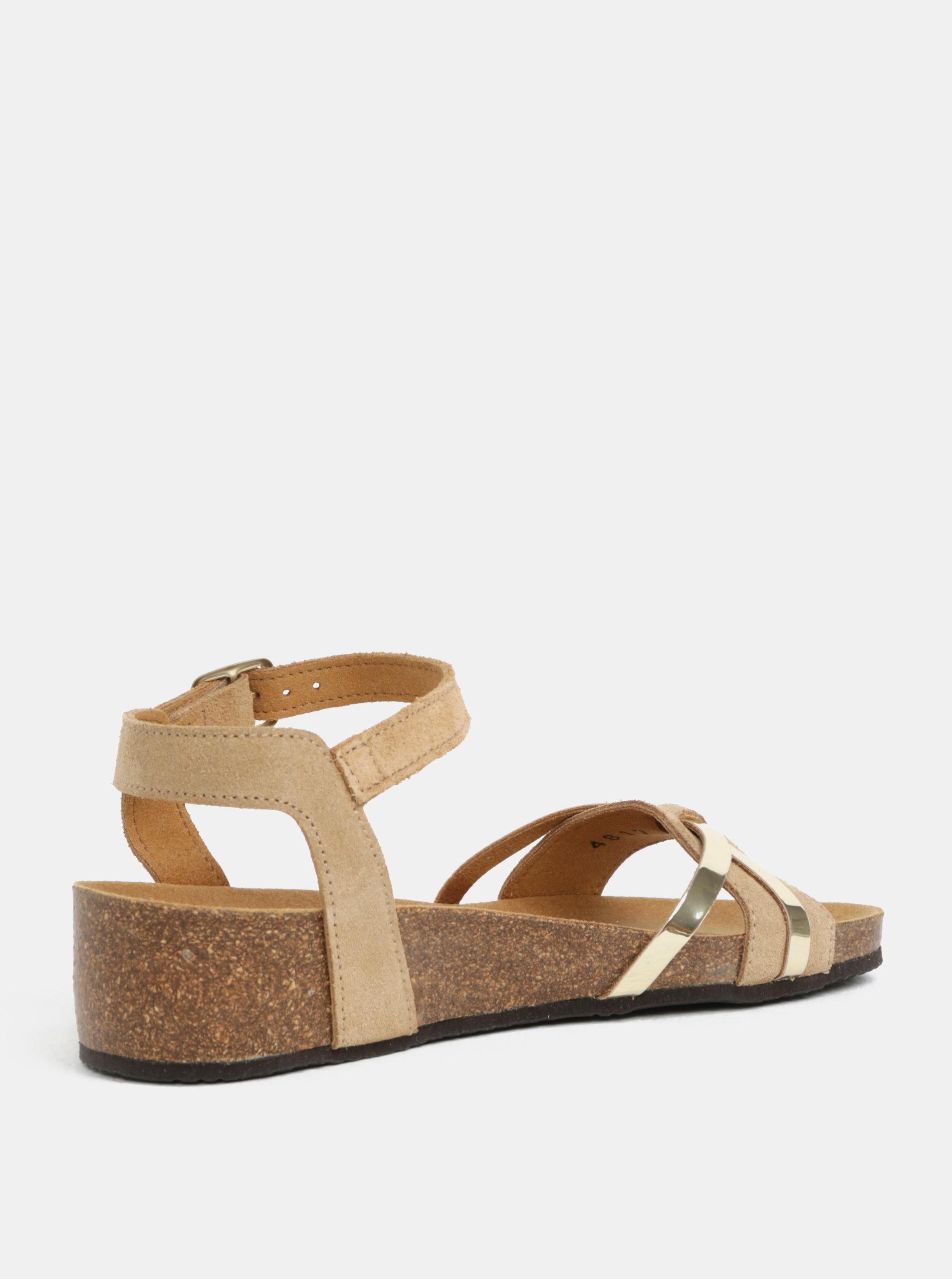 df44edc6d432 Hnedé dámske semišové zdravotné sandále Scholl Kelly ...