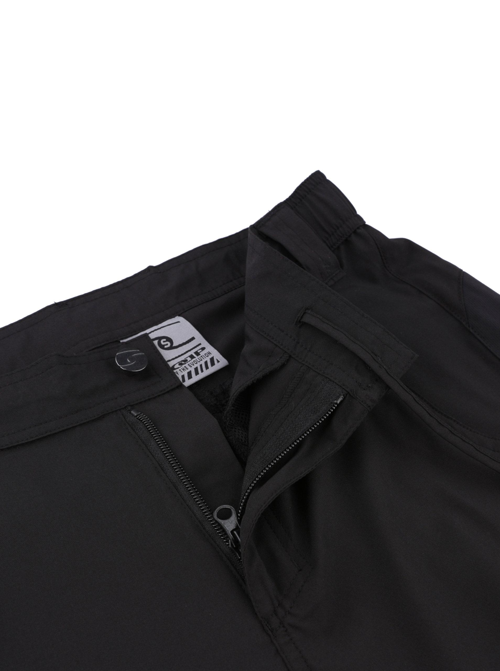 Černé pánské funkční kalhoty LOAP Univer ... ccdcfacfb2