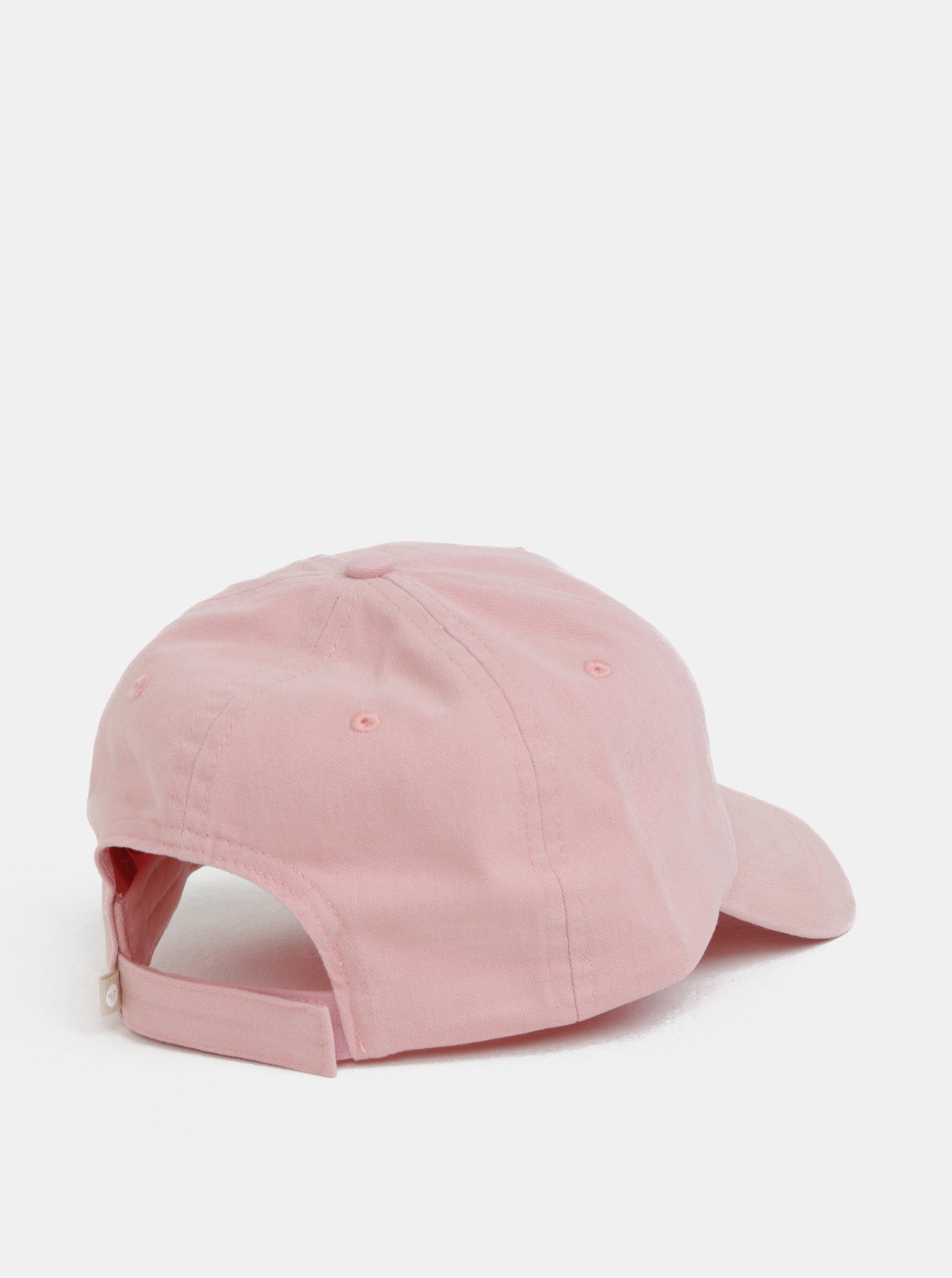 Světle růžová dámská kšiltovka Roxy Extra Innings ... 2589b07c4d