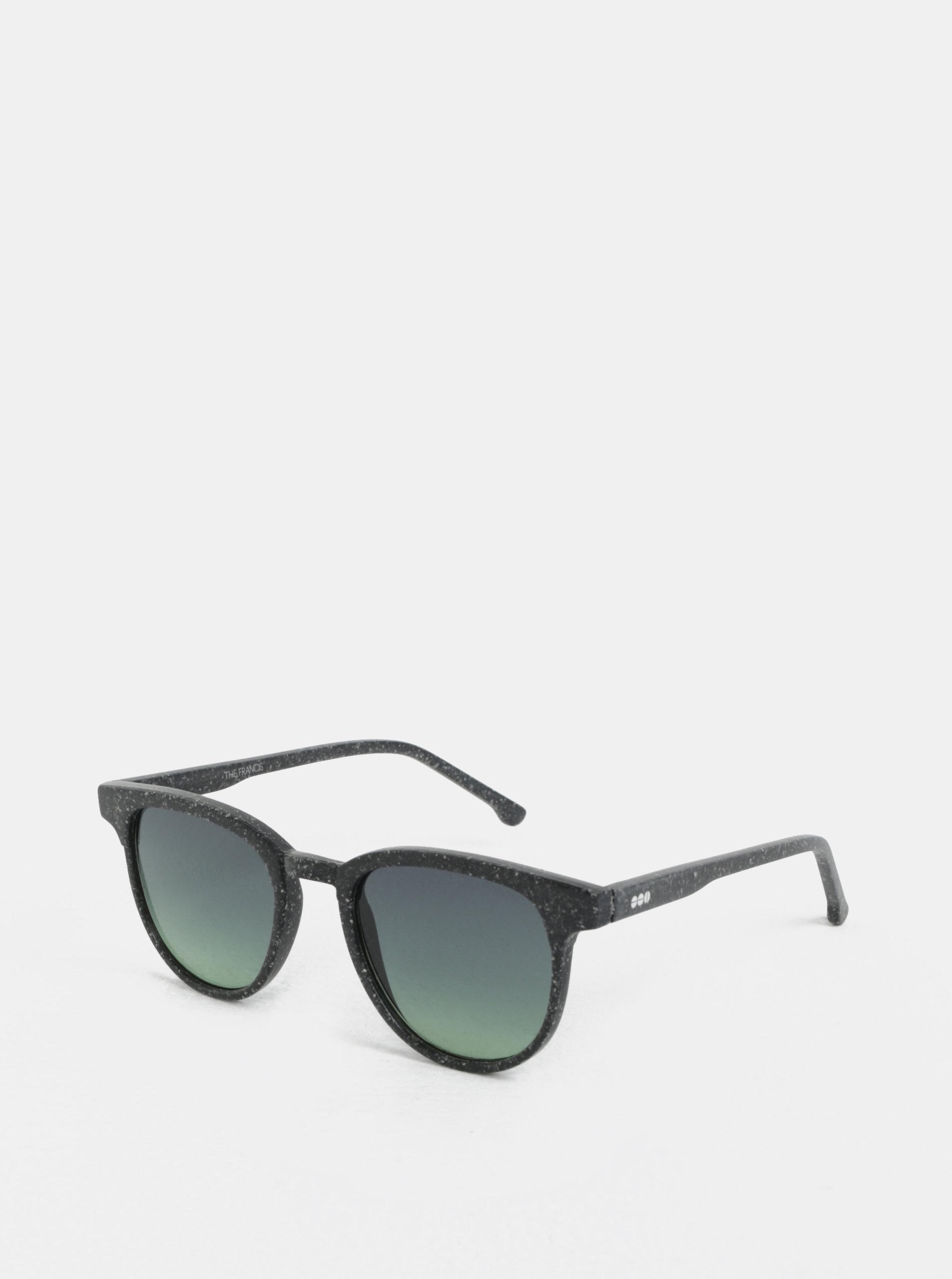 66c214272 Tmavosivé unisex slnečné okuliare Komono Winston | ZOOT.sk