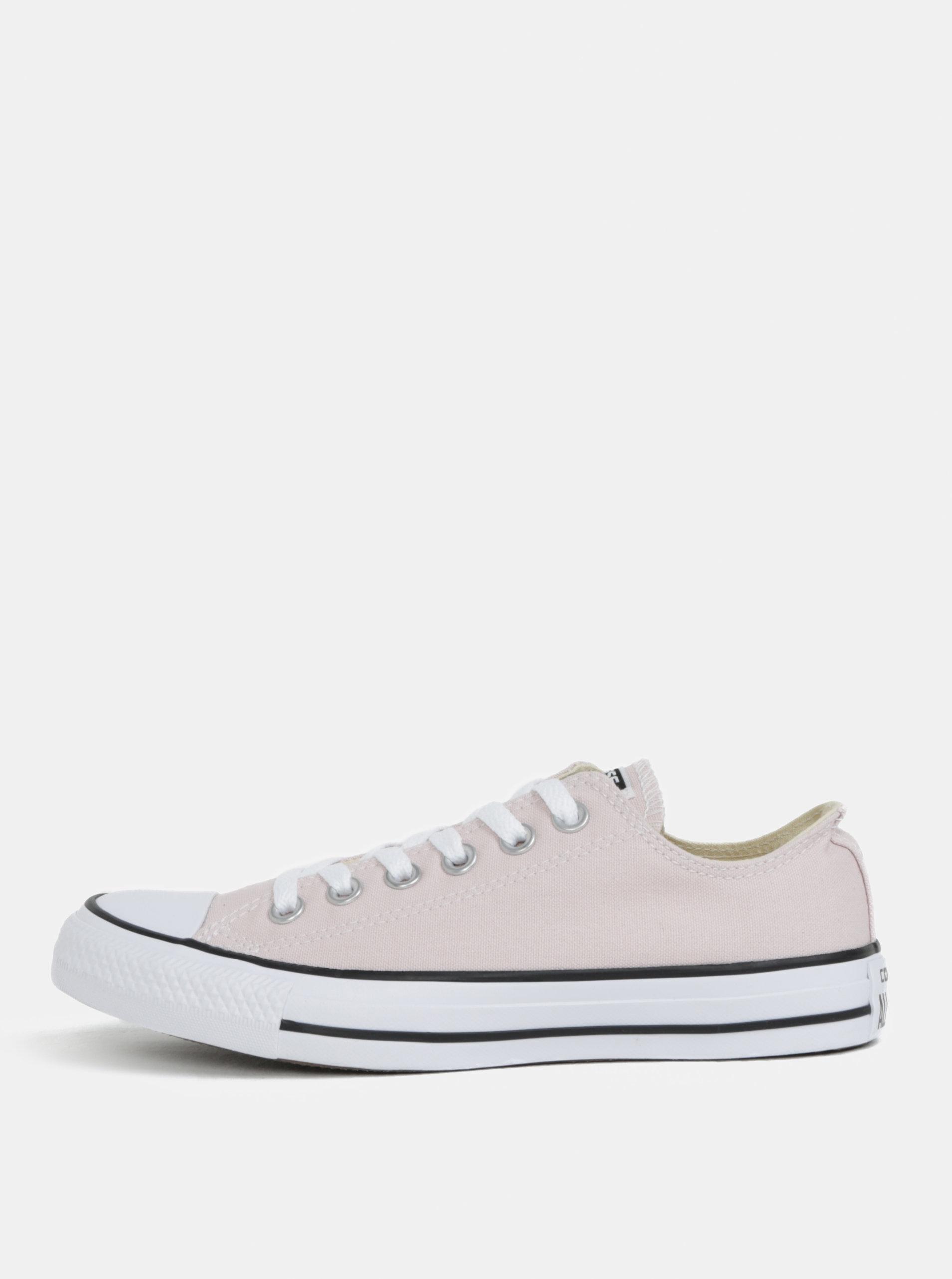 3b020d2abc4f3 Světle růžové dámské tenisky Converse Chuck Taylor All Star | ZOOT.cz