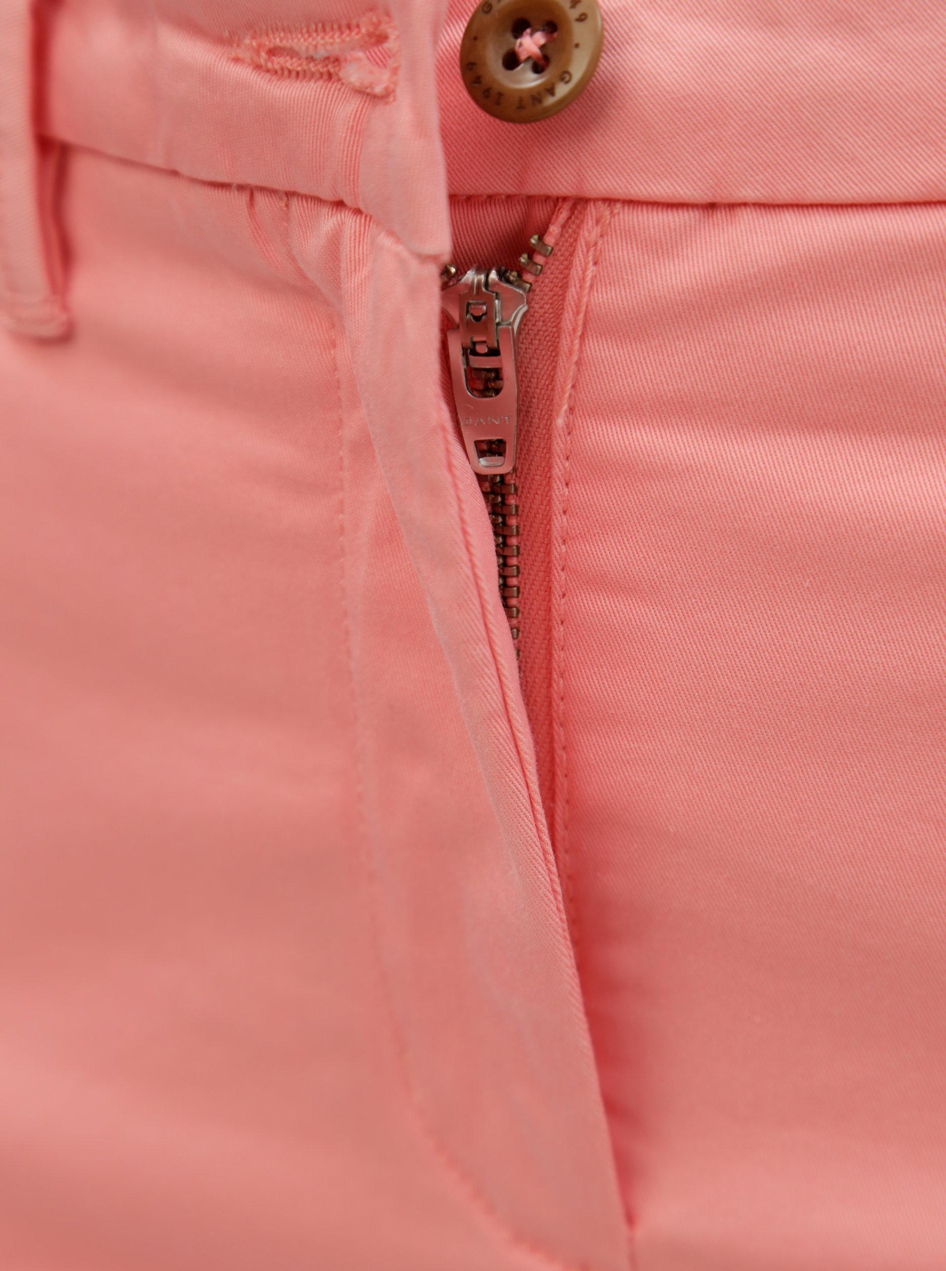 f30de936722 Růžová sukně s kapsami GANT ...