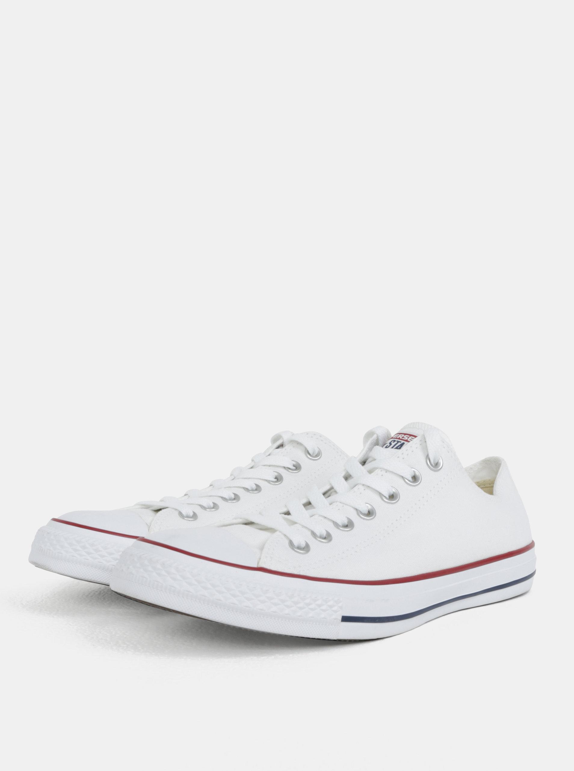 Bílé tenisky Converse Chuck Taylor All Star