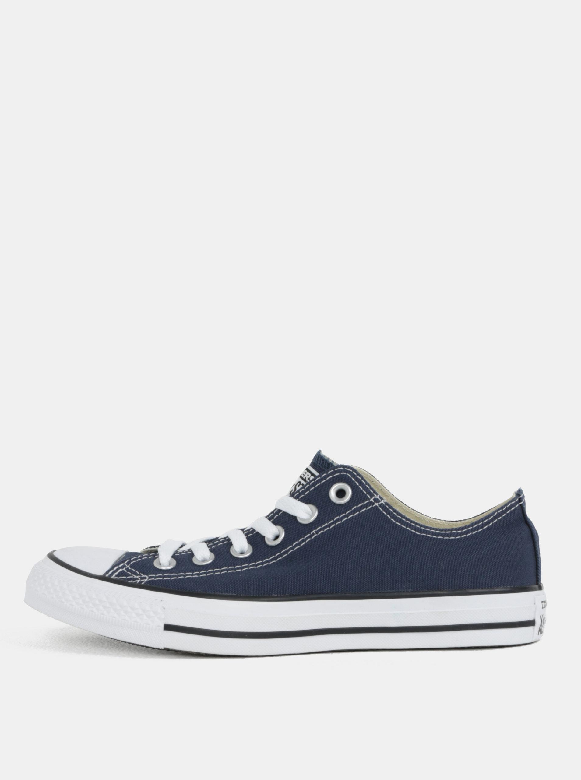 b05d25be8f69e Tmavě modré tenisky Converse Chuck Taylor All Star | ZOOT.cz