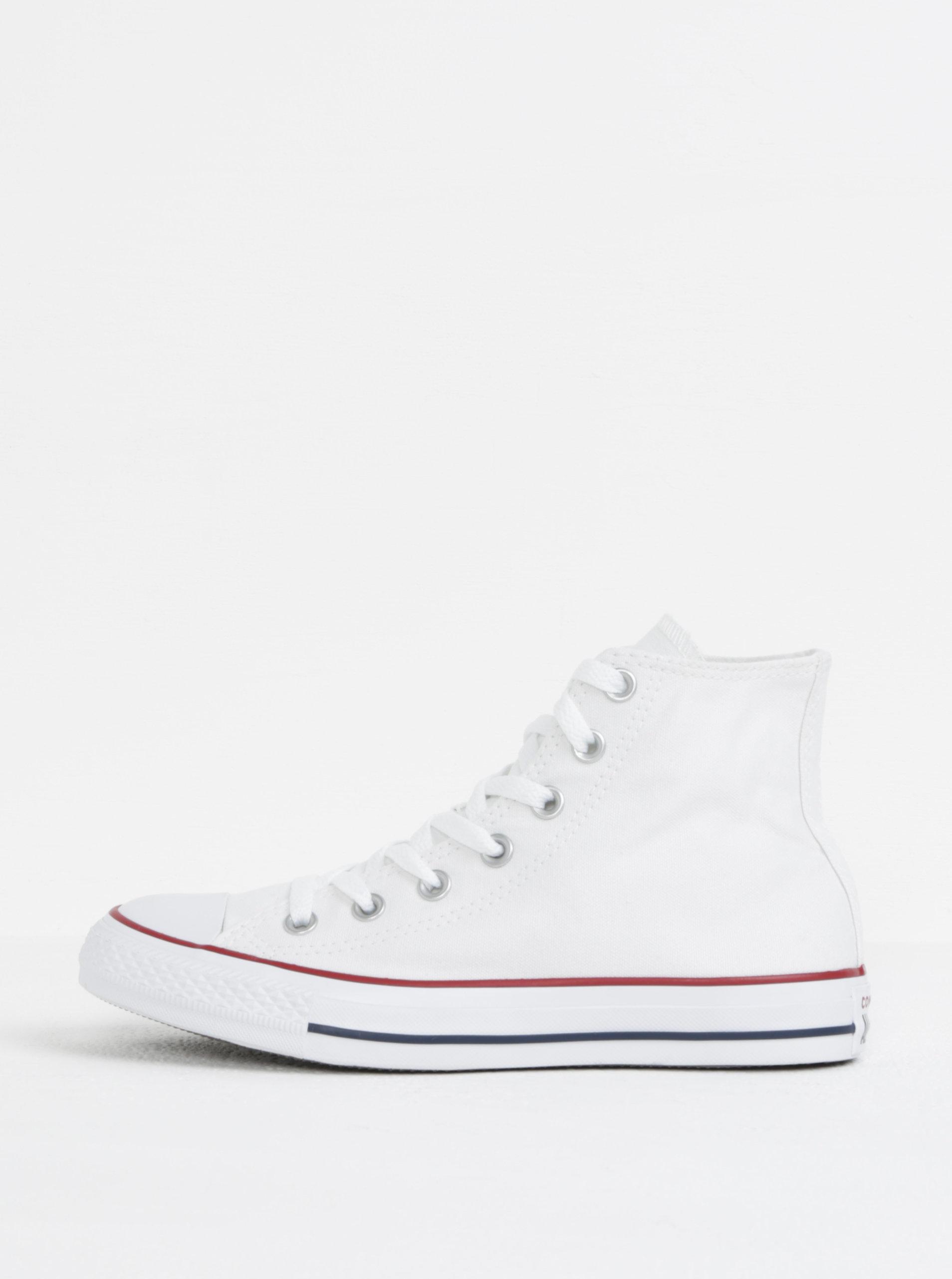 46df176b7ad Bílé kotníkové tenisky Converse Chuck Taylor All Star ...