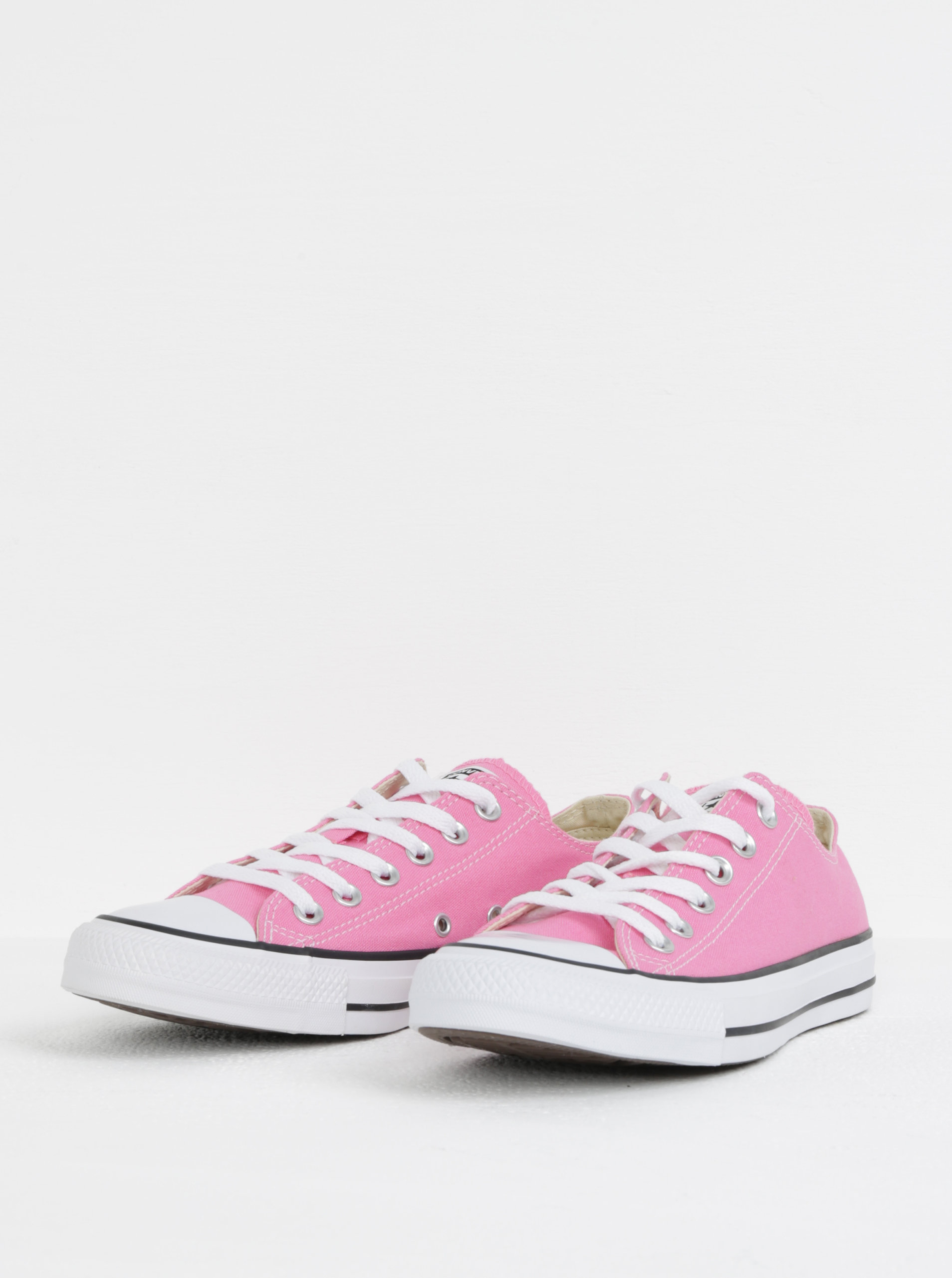 Růžové dámské tenisky Converse Chuck Taylor All Star ... fee829c745c