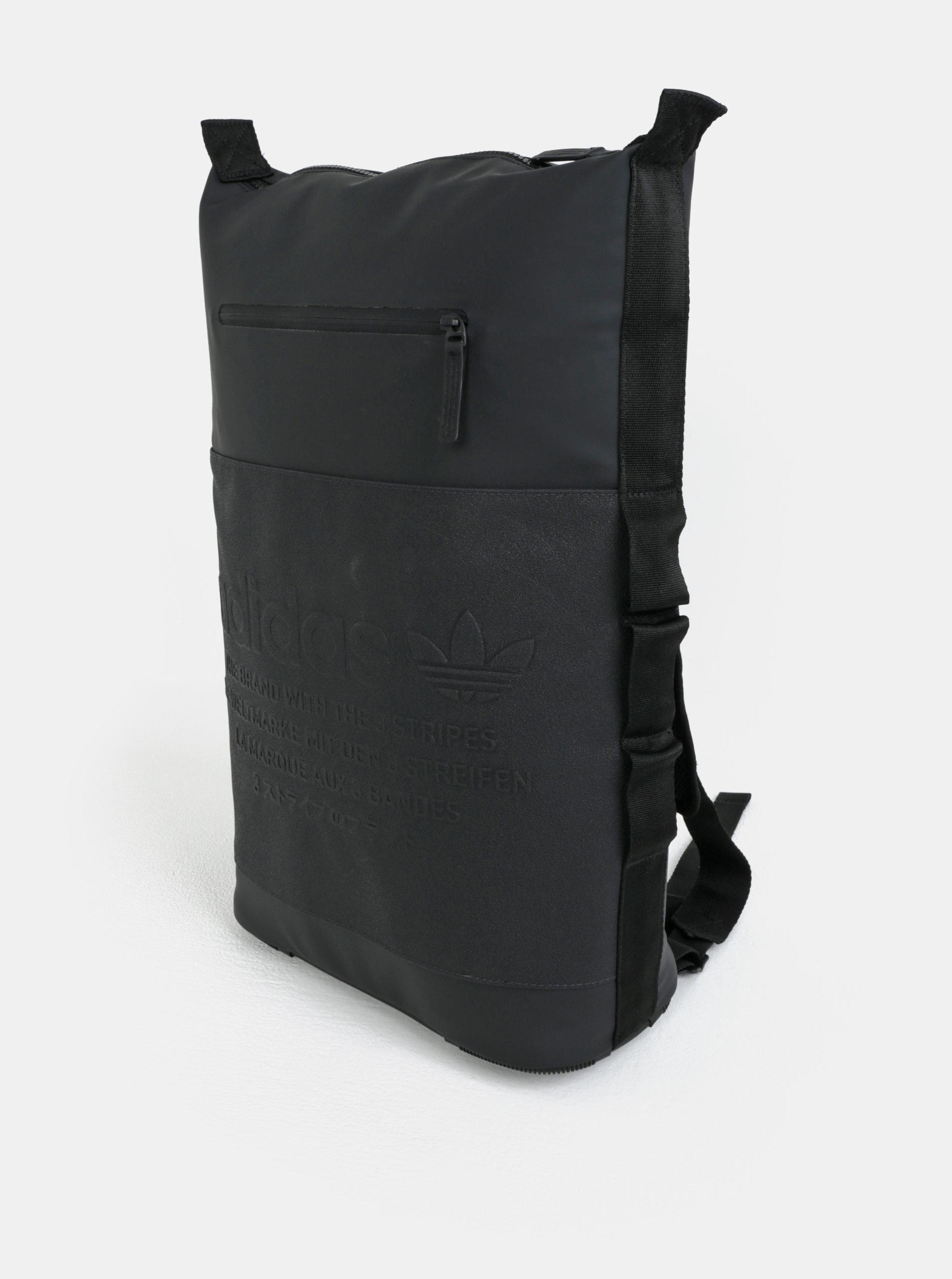 Černý nepromokavý batoh adidas Originals NMD ... c9c43d550d