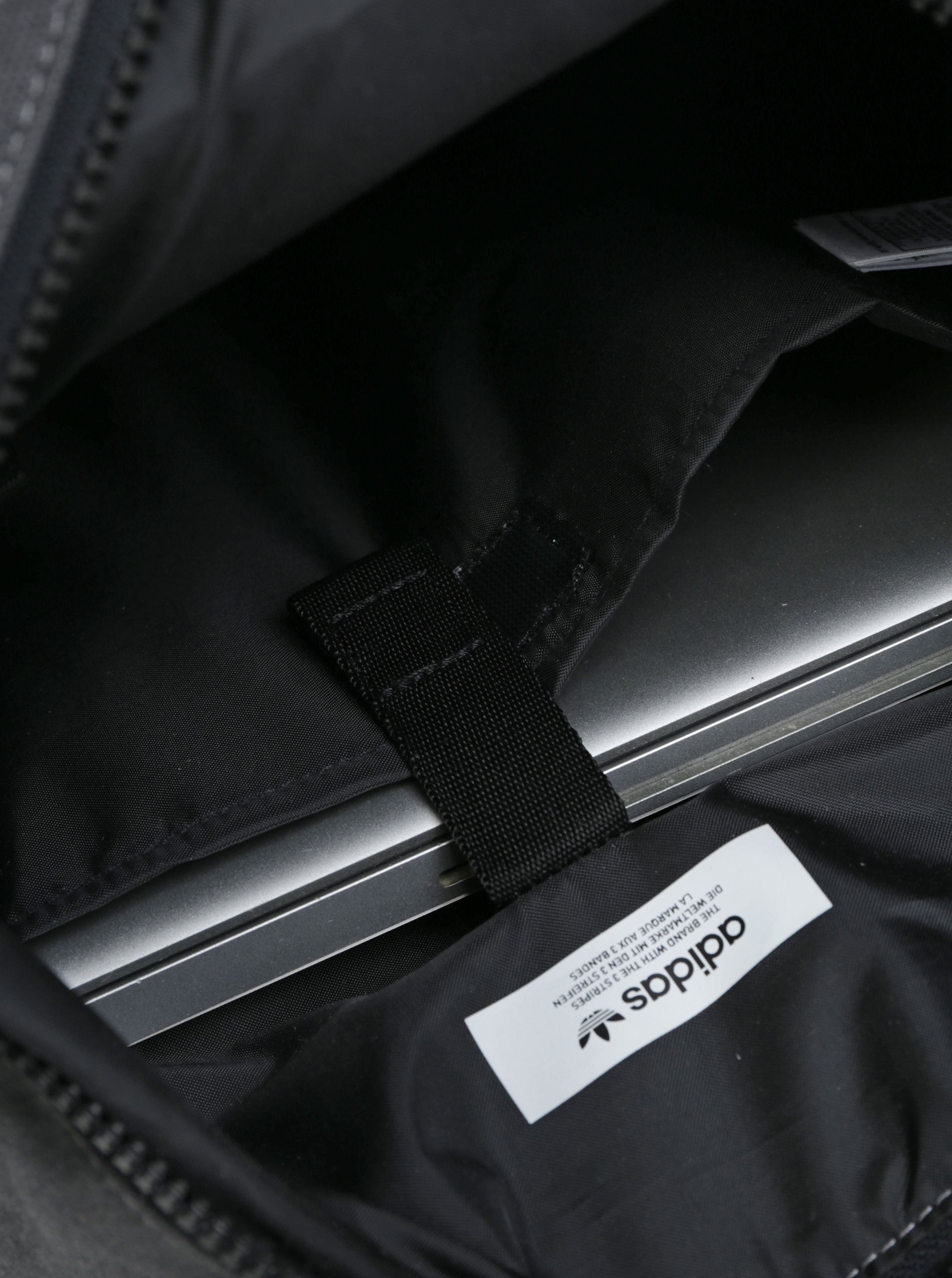 Šedý batoh taška adidas Originals ... 75dba5fdae