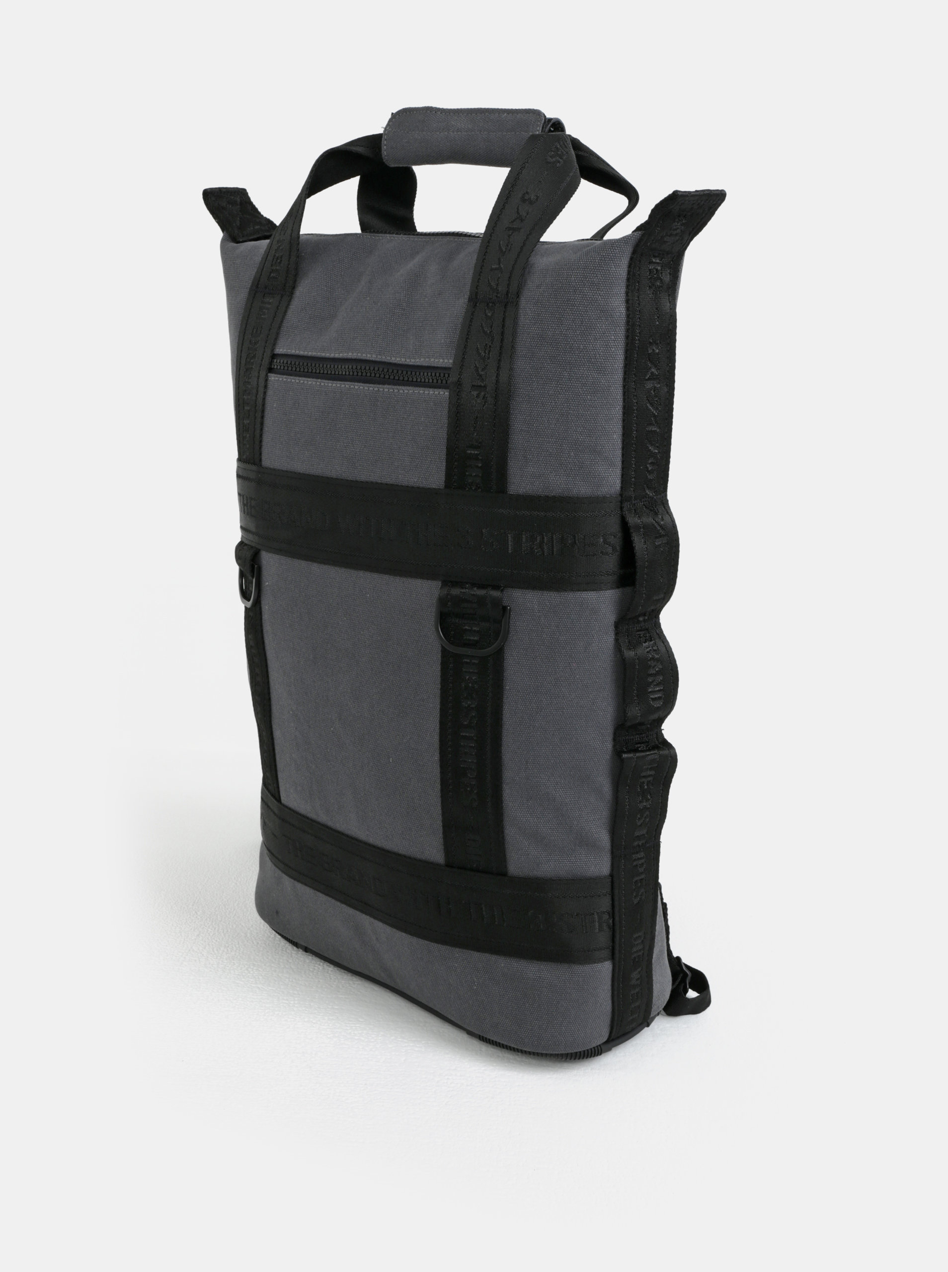 Šedý batoh taška adidas Originals ... 9eccb464fb