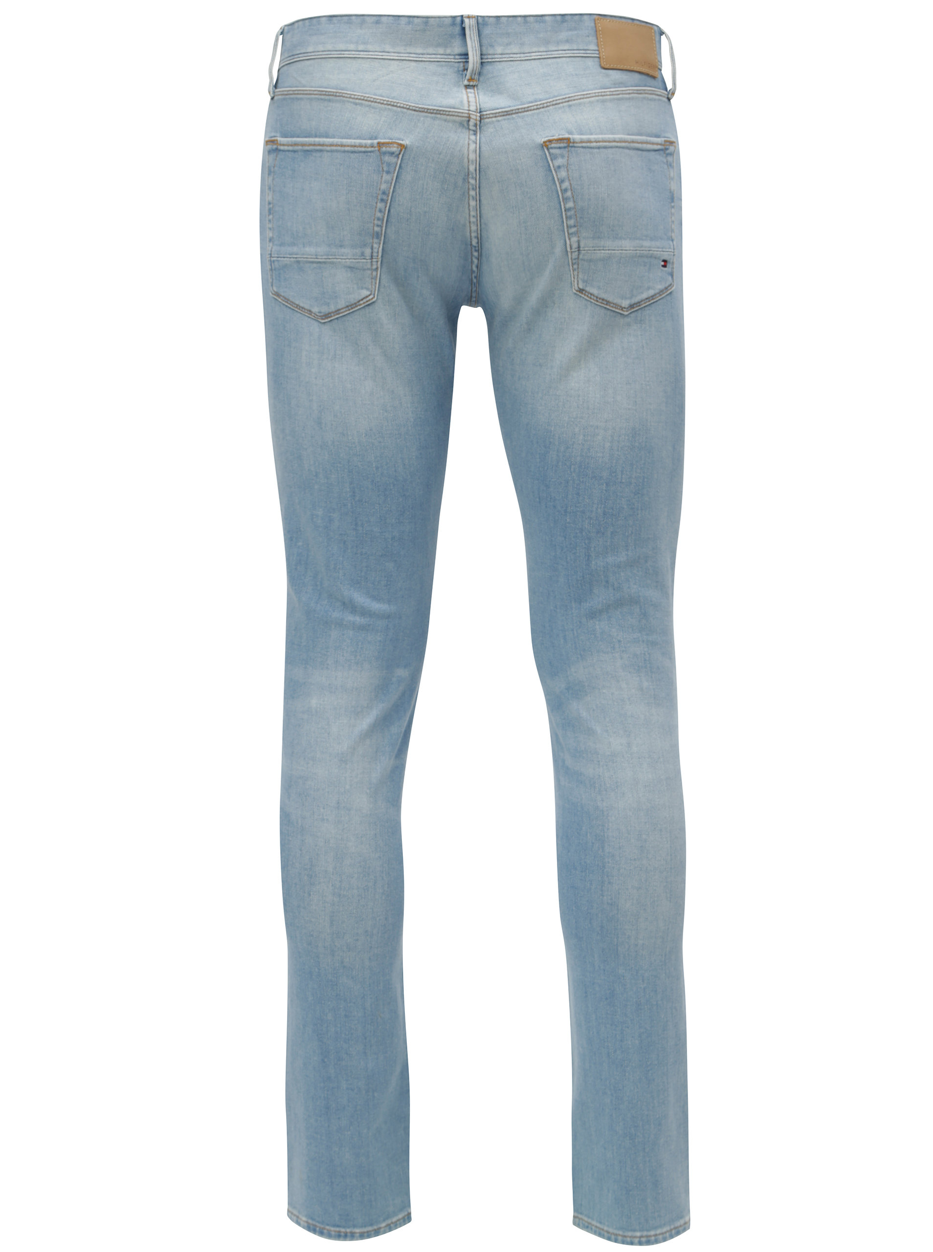 8af7d078f75 Světle modré pánské straight fit džíny Tommy Hilfiger ...