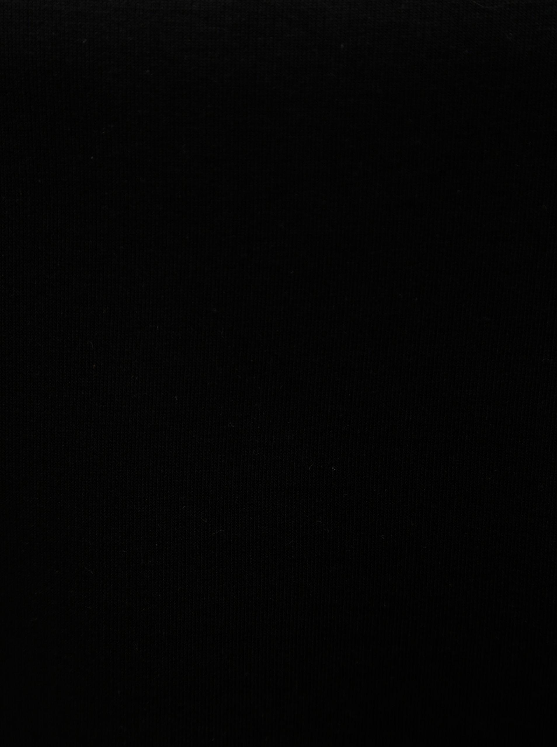 Černé mikinové šaty Stanley   Stella Tendrs ... 9085e46ea01