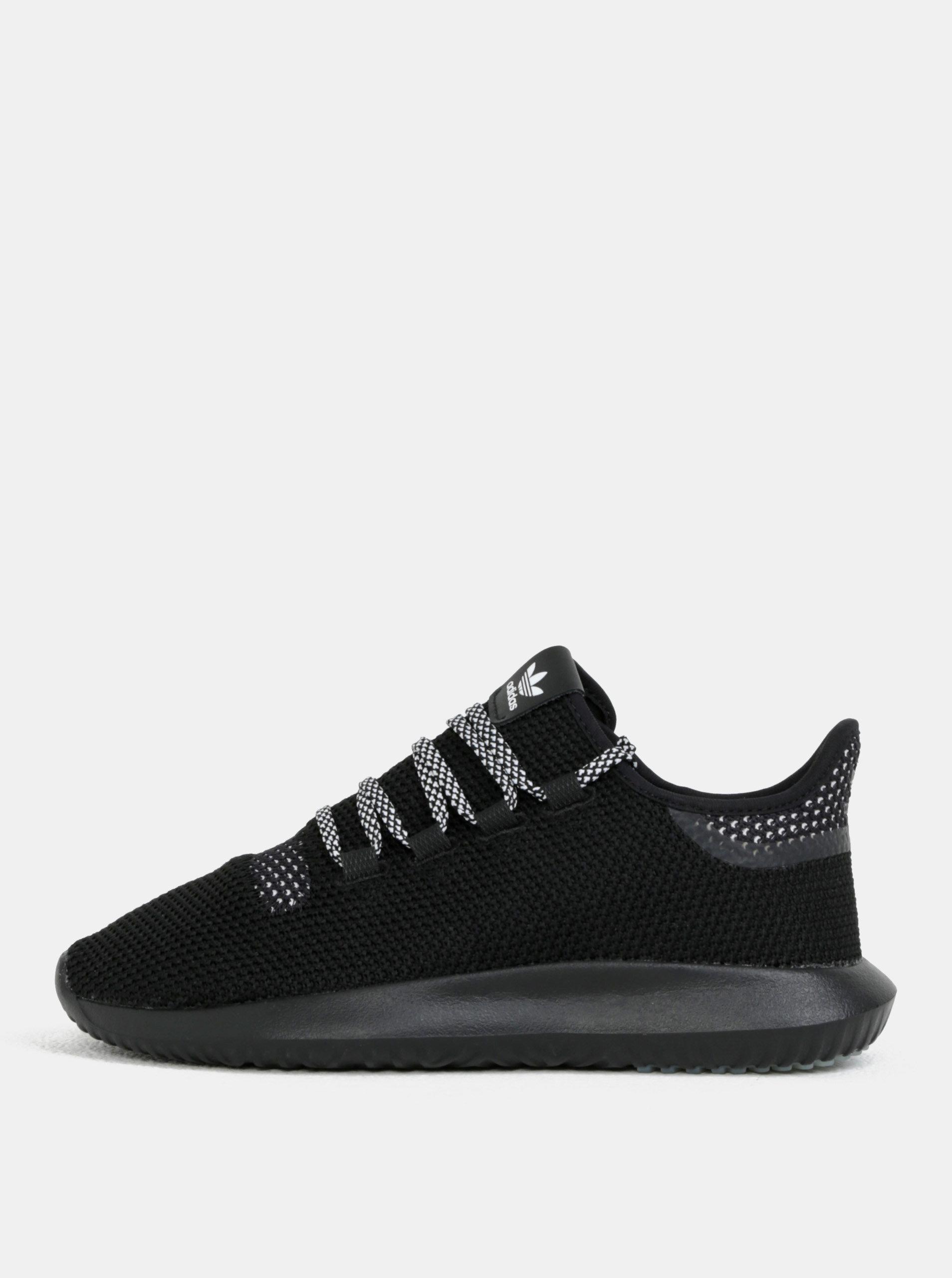 Černé pánské tenisky adidas Originals Tubular Shadow ... 735668591ec