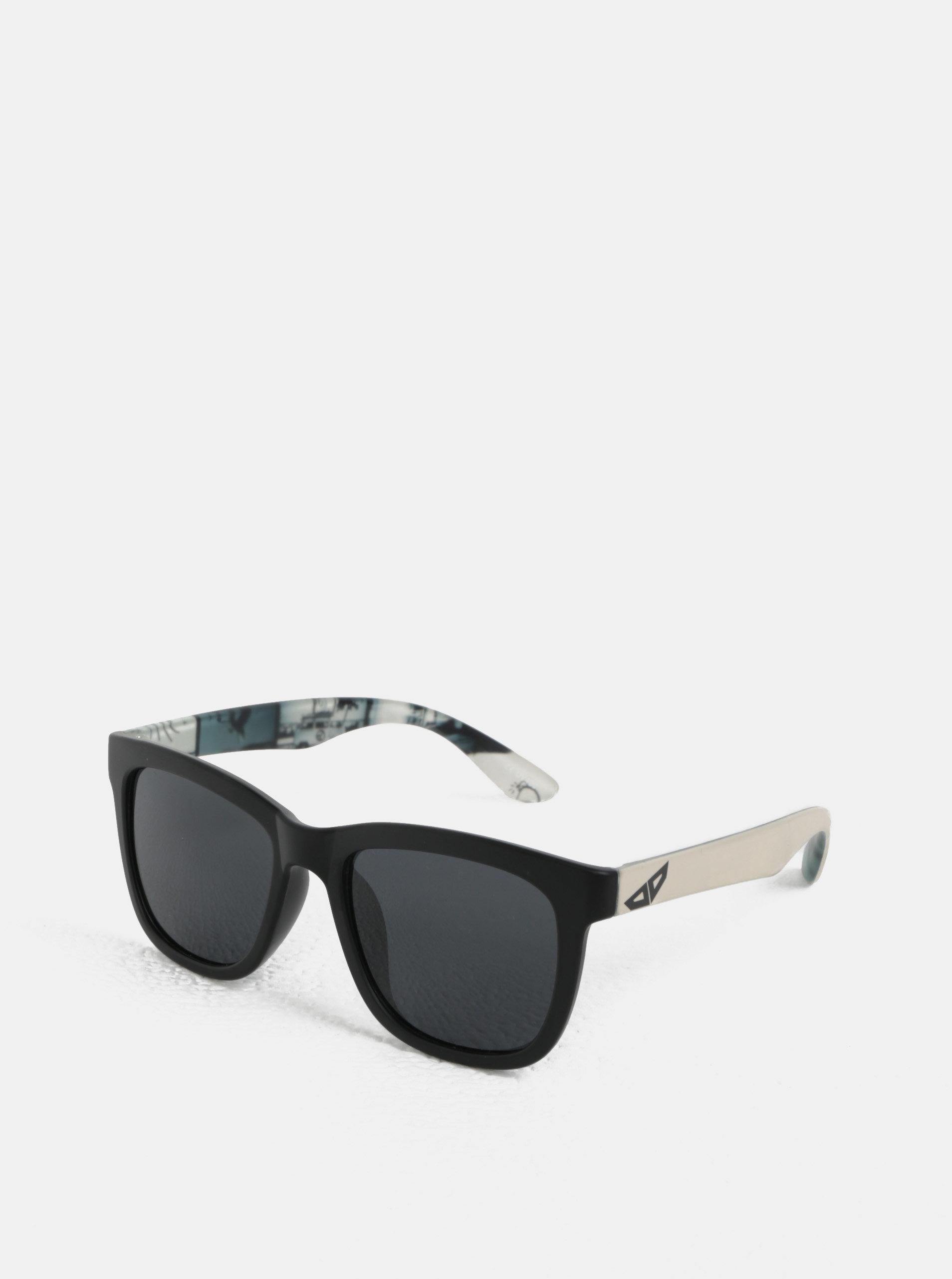 Černé sluneční brýle WOOX Antilumen Chloris