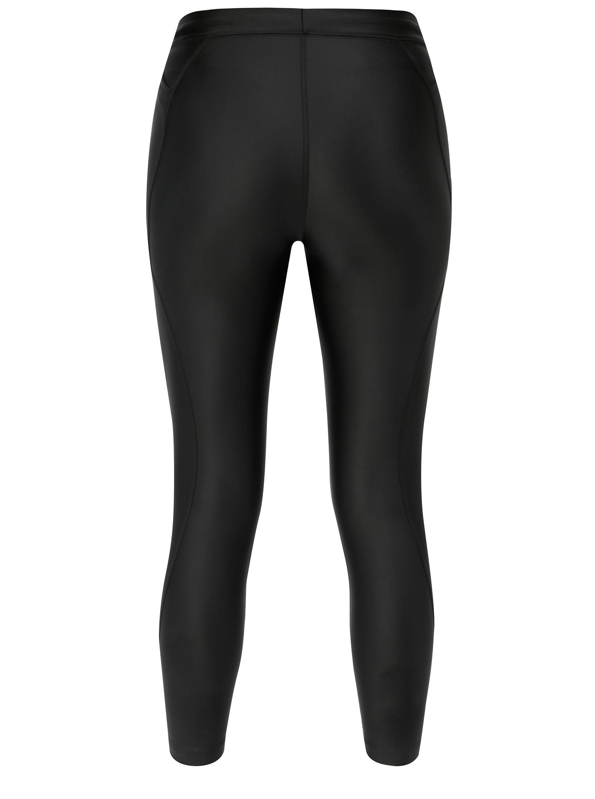 67d51a0497cd Černé dámské funkční legíny Nike Speed ...